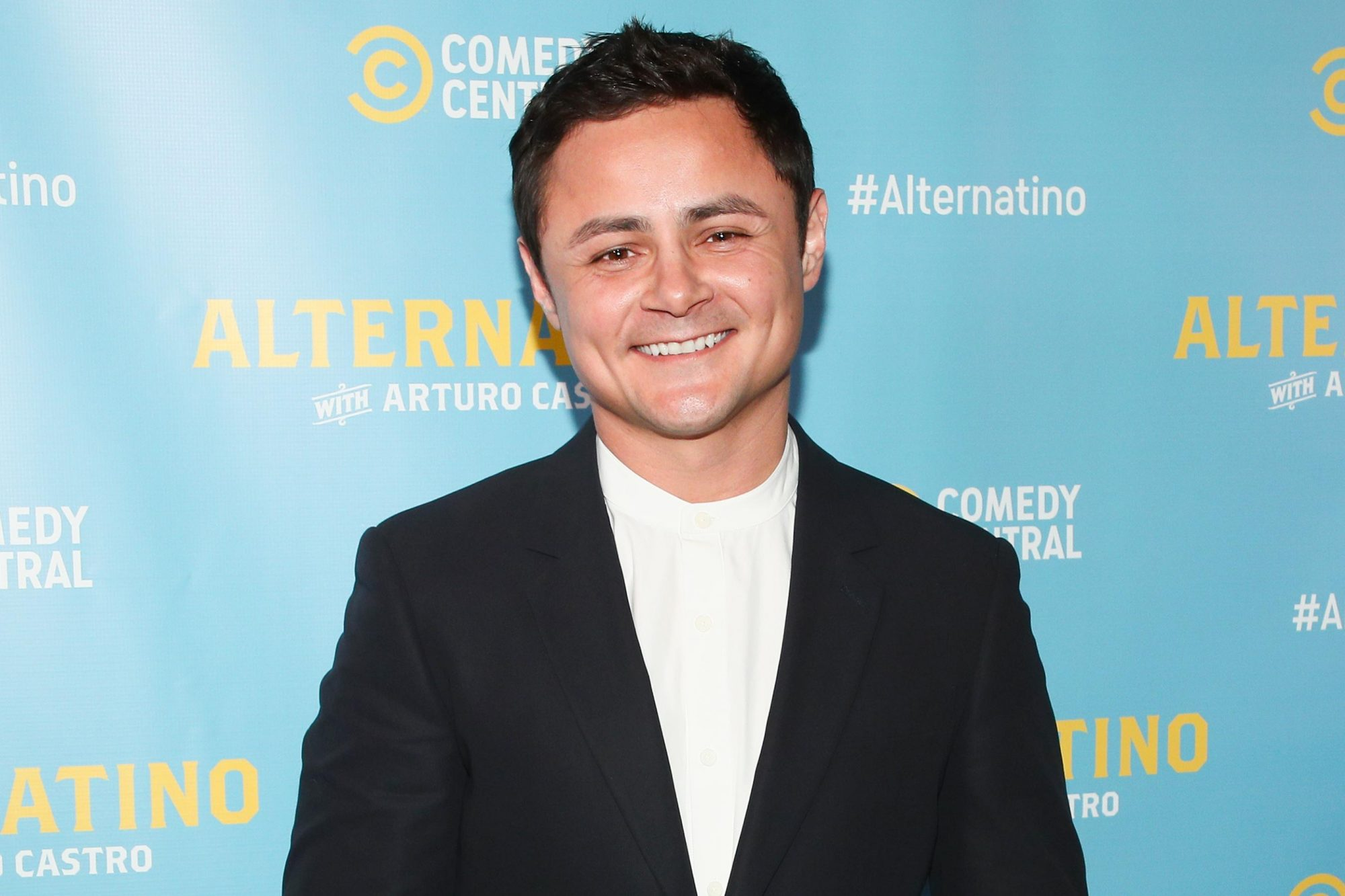 """NEW YORK, NEW YORK - JUNE 17: Arturo Castro attends the """"Alternatino With Arturo Castro"""" Season 1 premiere party at Slate on June 17, 2019 in New York City. (Photo by Astrid Stawiarz/Getty Images for Comedy Central )"""