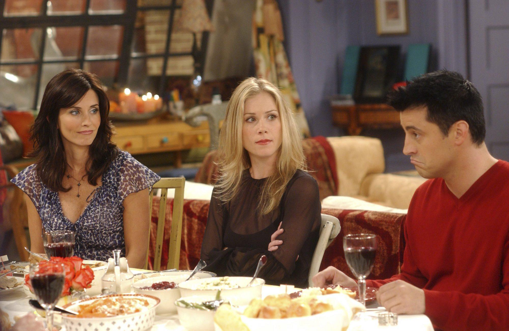 Christina Applegate, Matt LeBlanc, Courteney Cox