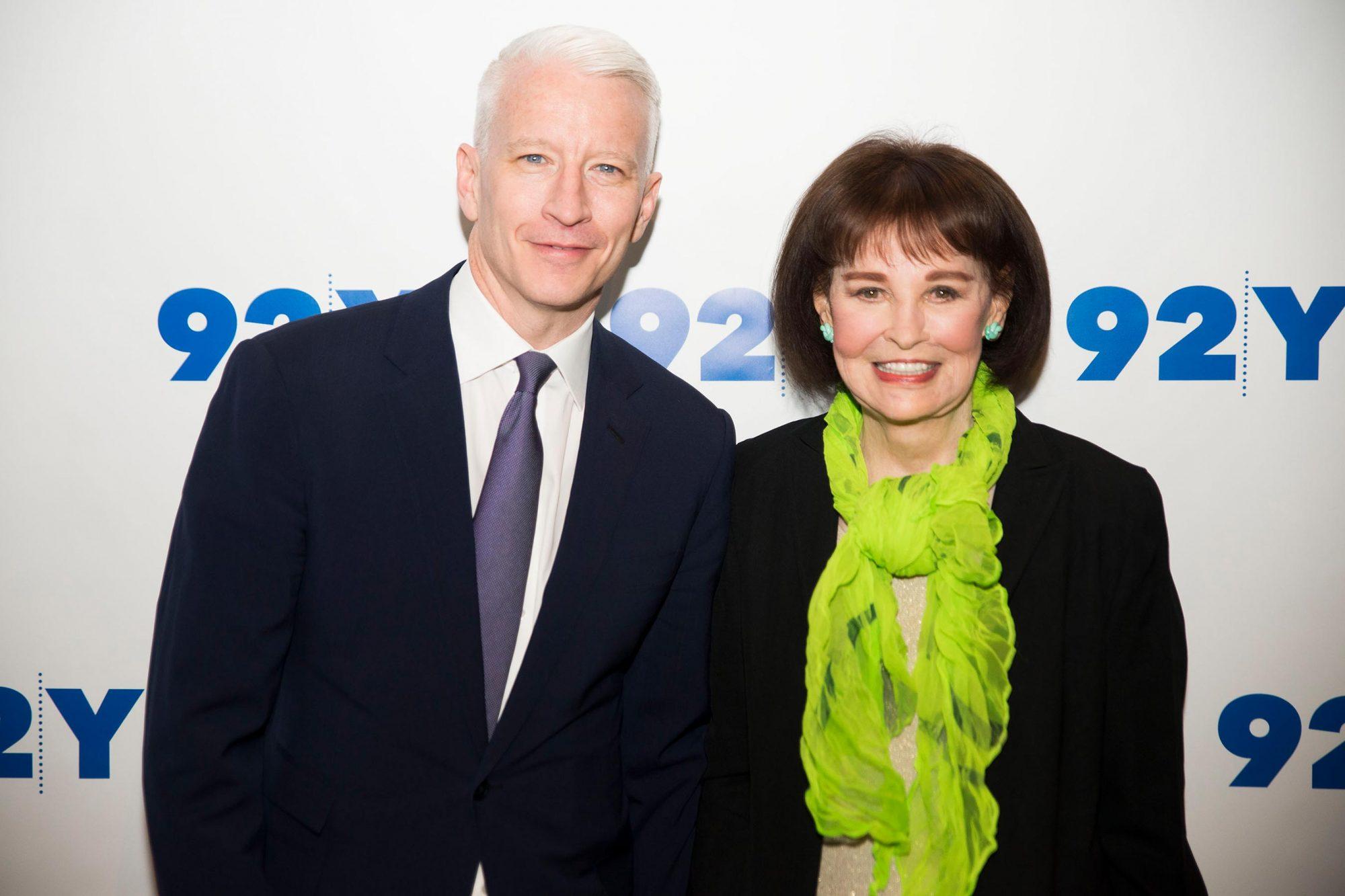 A Conversation With Anderson Cooper And Gloria Vanderbilt