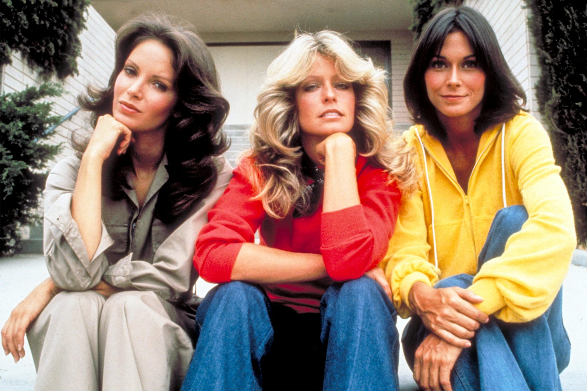 "CHARLIE'S ANGELS - ""Consenting Adults"""