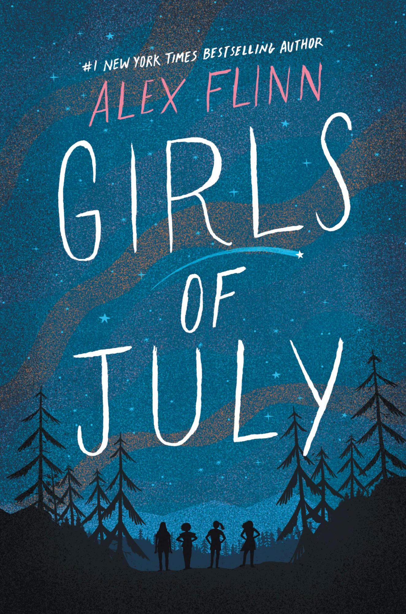 Girls of July by Alex FlinnPublisher: HarperTeen