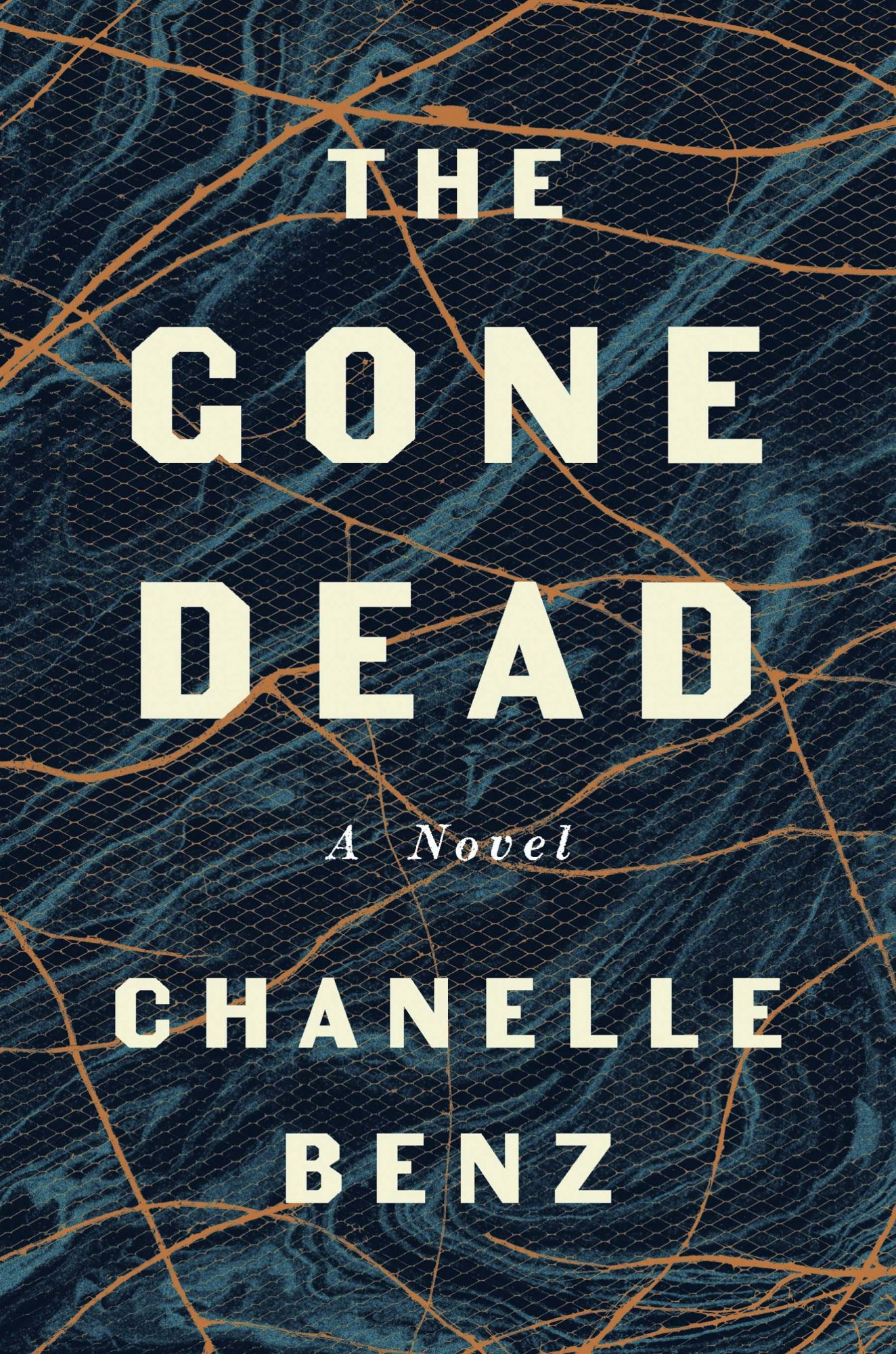 The Gone Dead by Chanelle Benz CR: HarperCollins