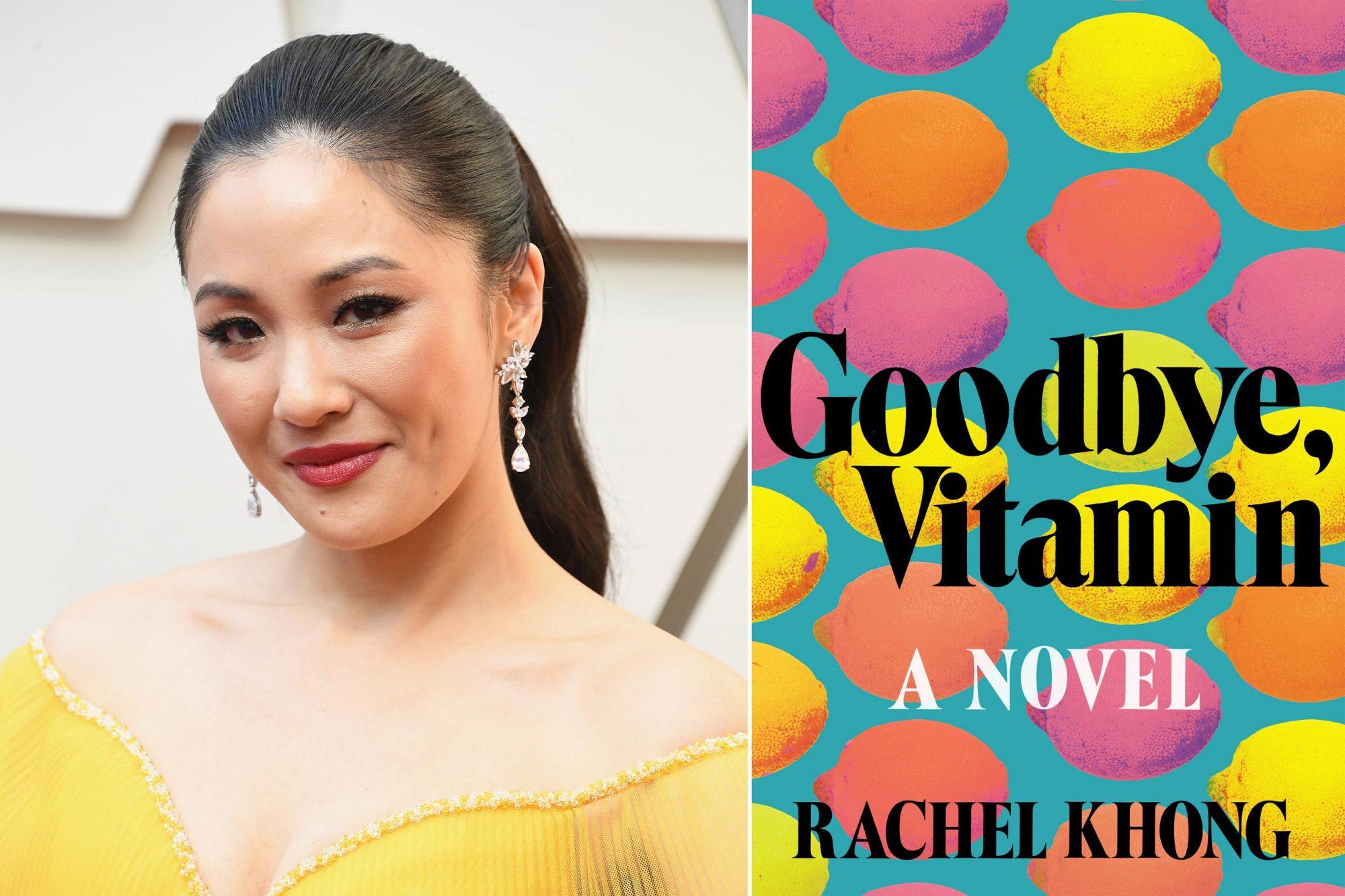 Constance Wu; Goodbye, Vitamin