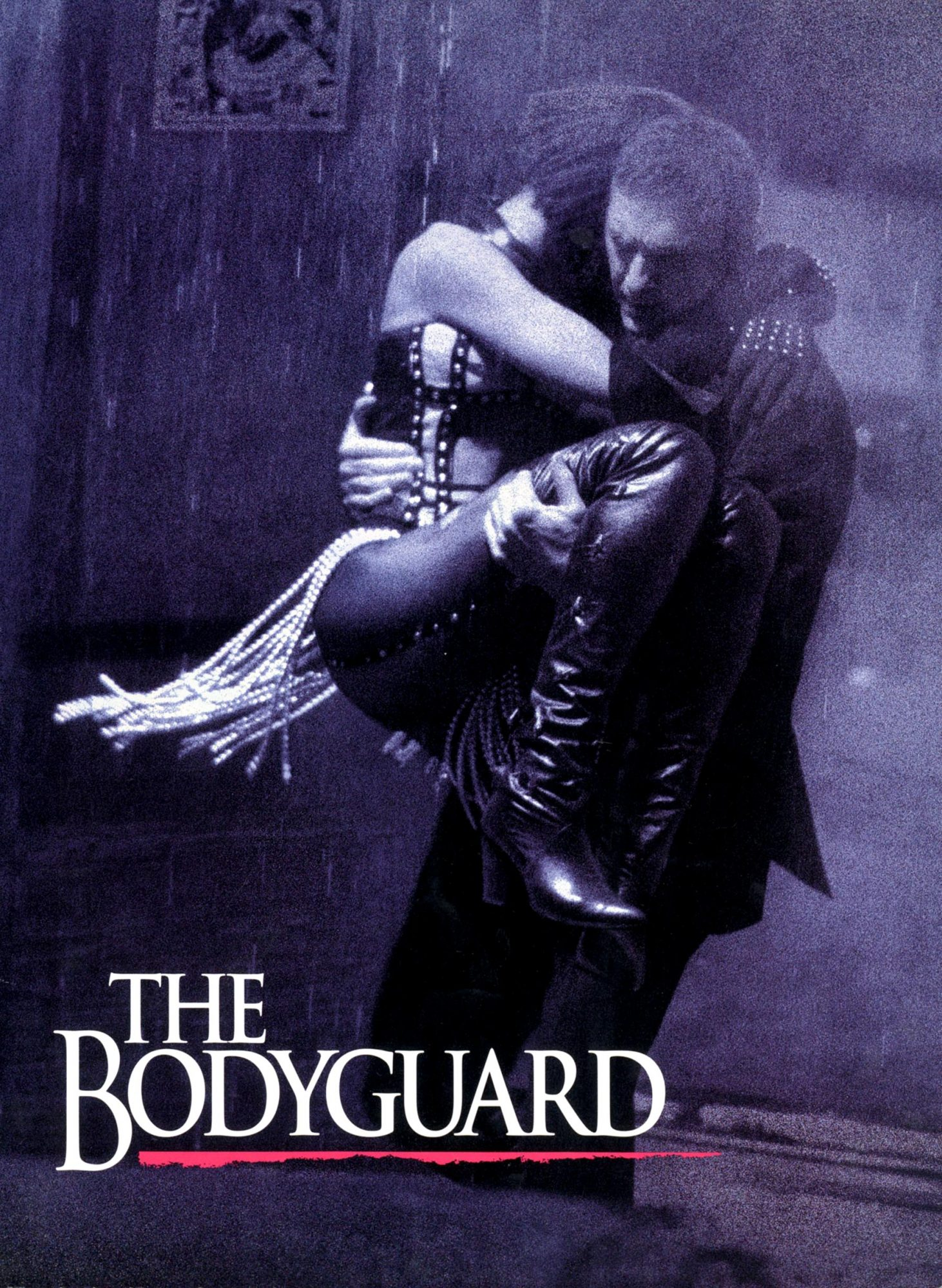 THE BODYGUARD US 1992 KEVIN COSTNER Date 1992, Photo by: Mary Evans/WARNER BROS/Ronald Grant/Everett Collection(10303647)