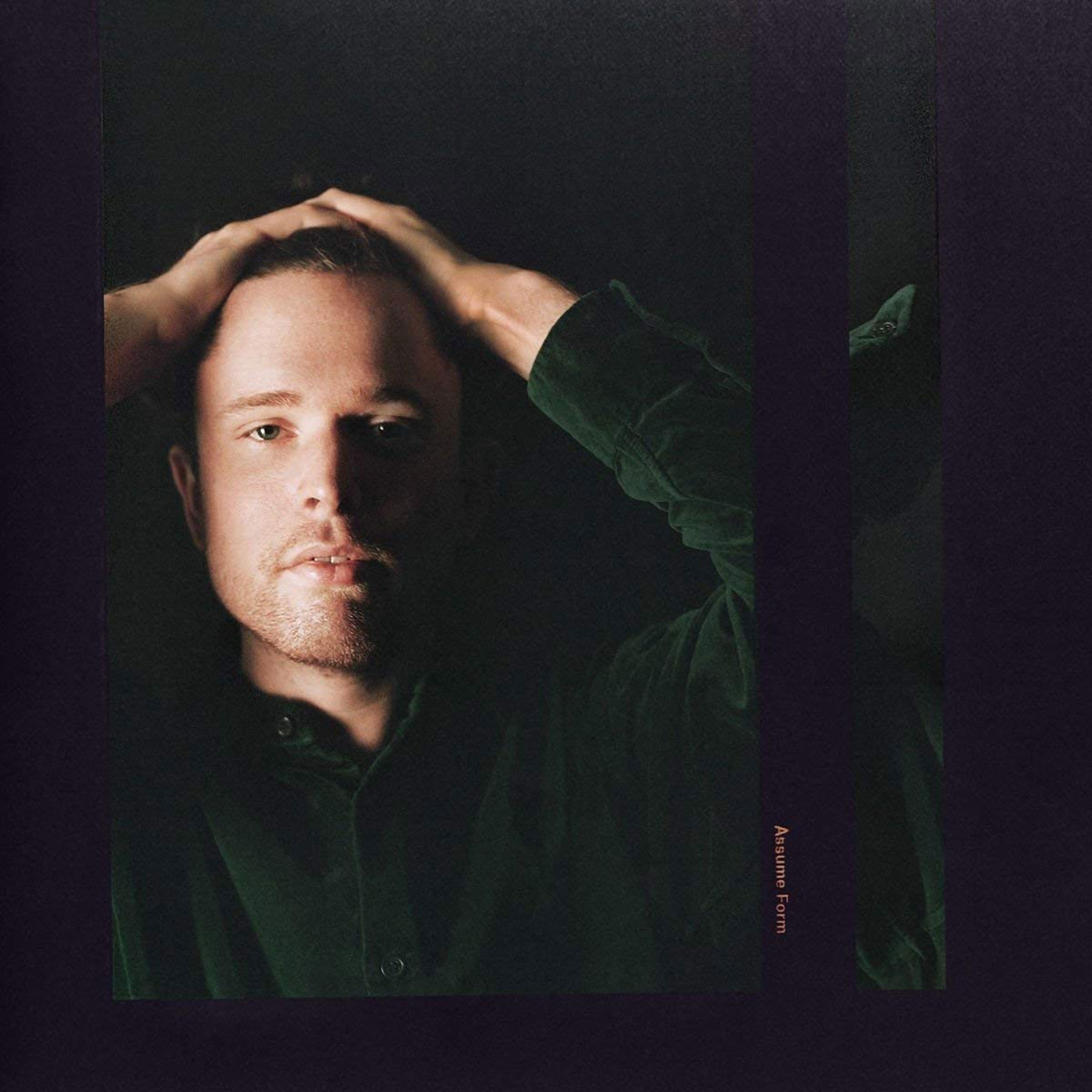 Assume Form by James Blake