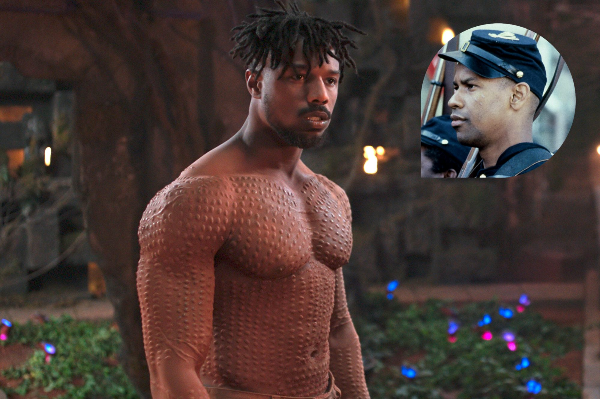 Erik Killmonger; Glory