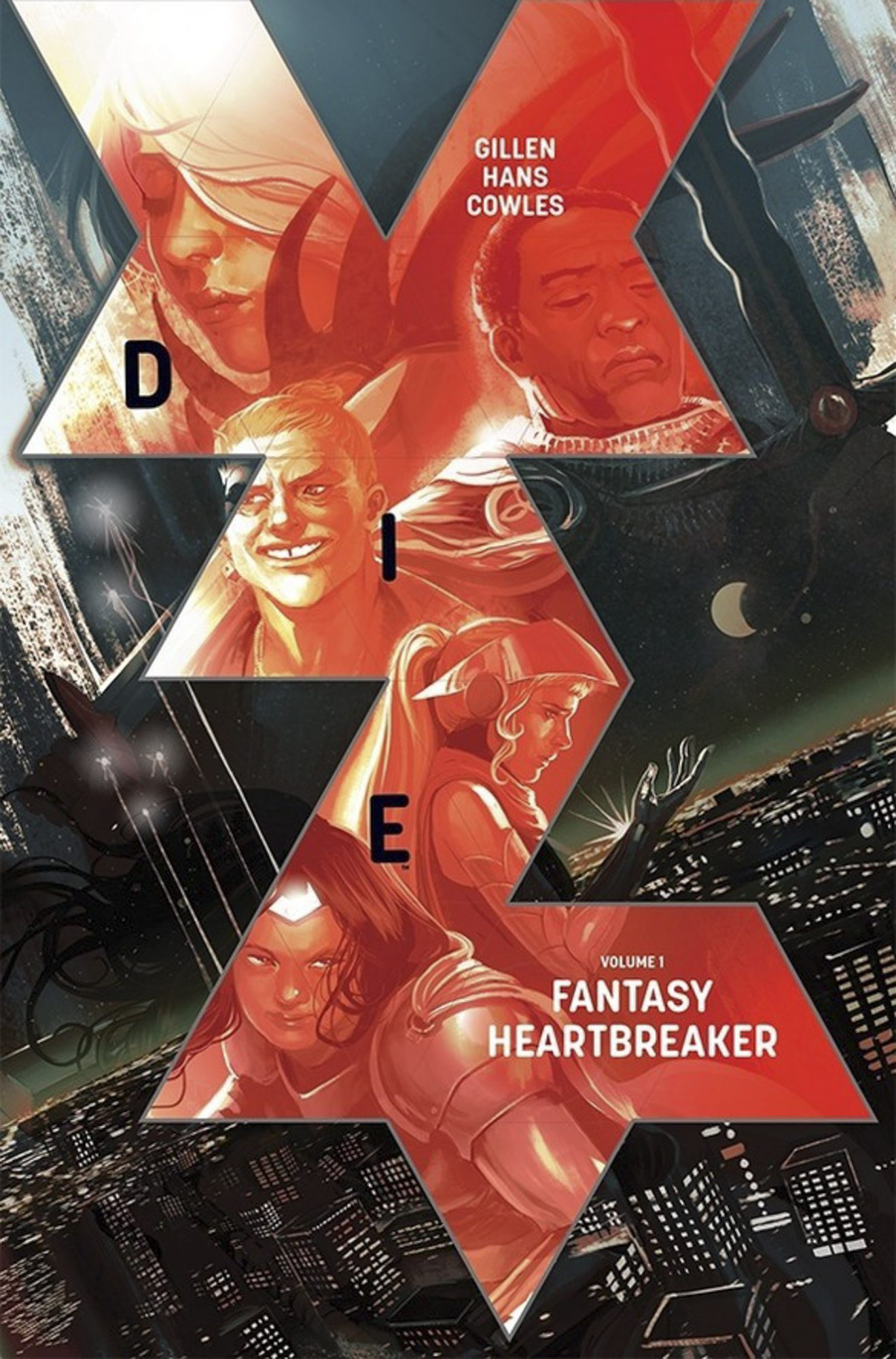 Die volume 1: Fantasy Heartbreaker CR: Image Comics