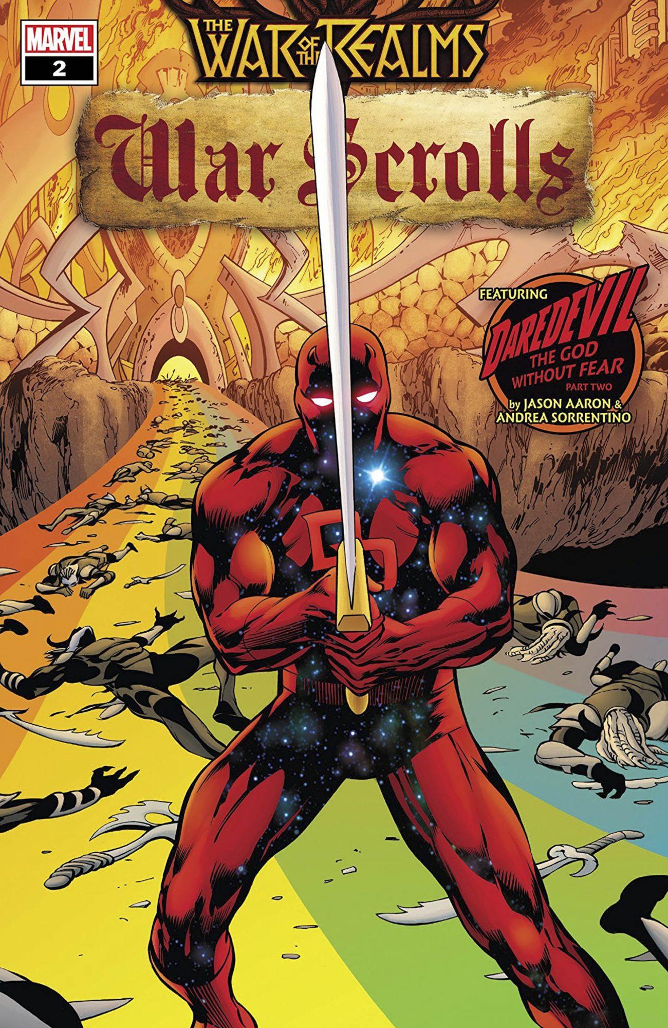 War Of The Realms: War Scrolls (2019-) #2 (of 3) CR: Marvel