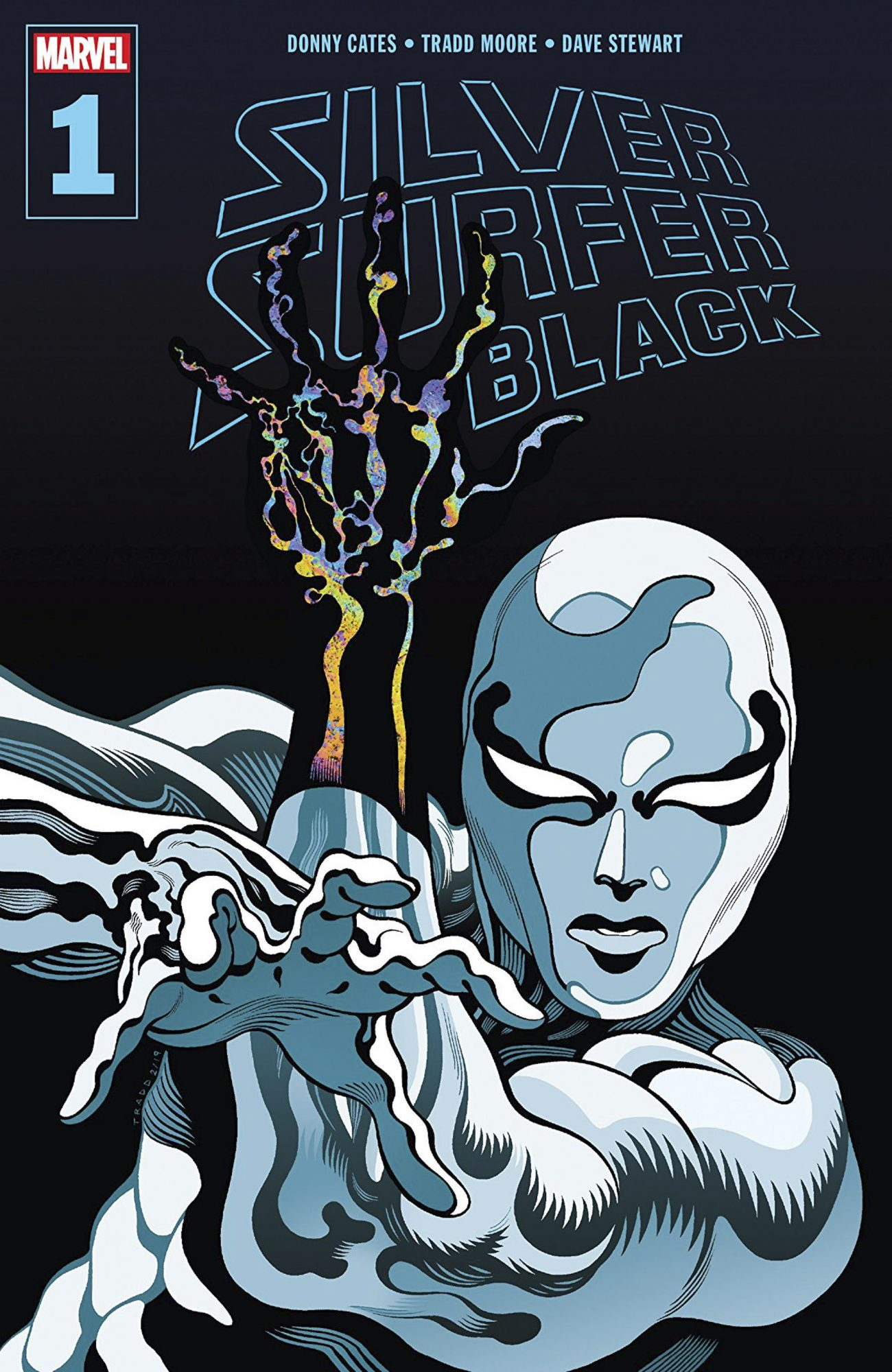 Silver Surfer: Black (2019-) #1 (of 5): Director's Cut CR: Marvel
