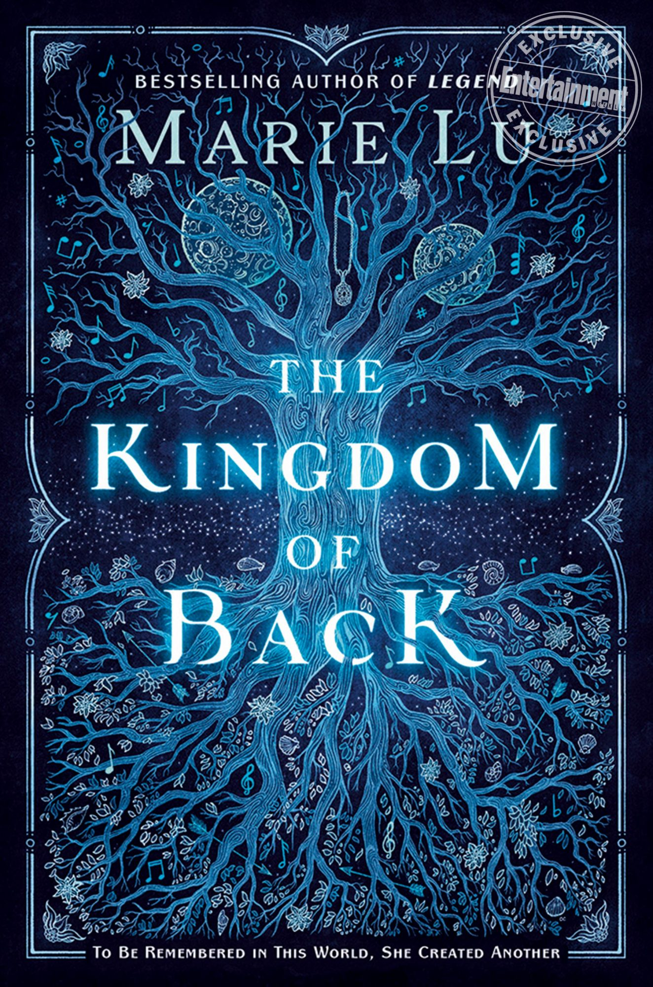 The Kingdom of Back by Marie Lu CR: Penguin Young Readers