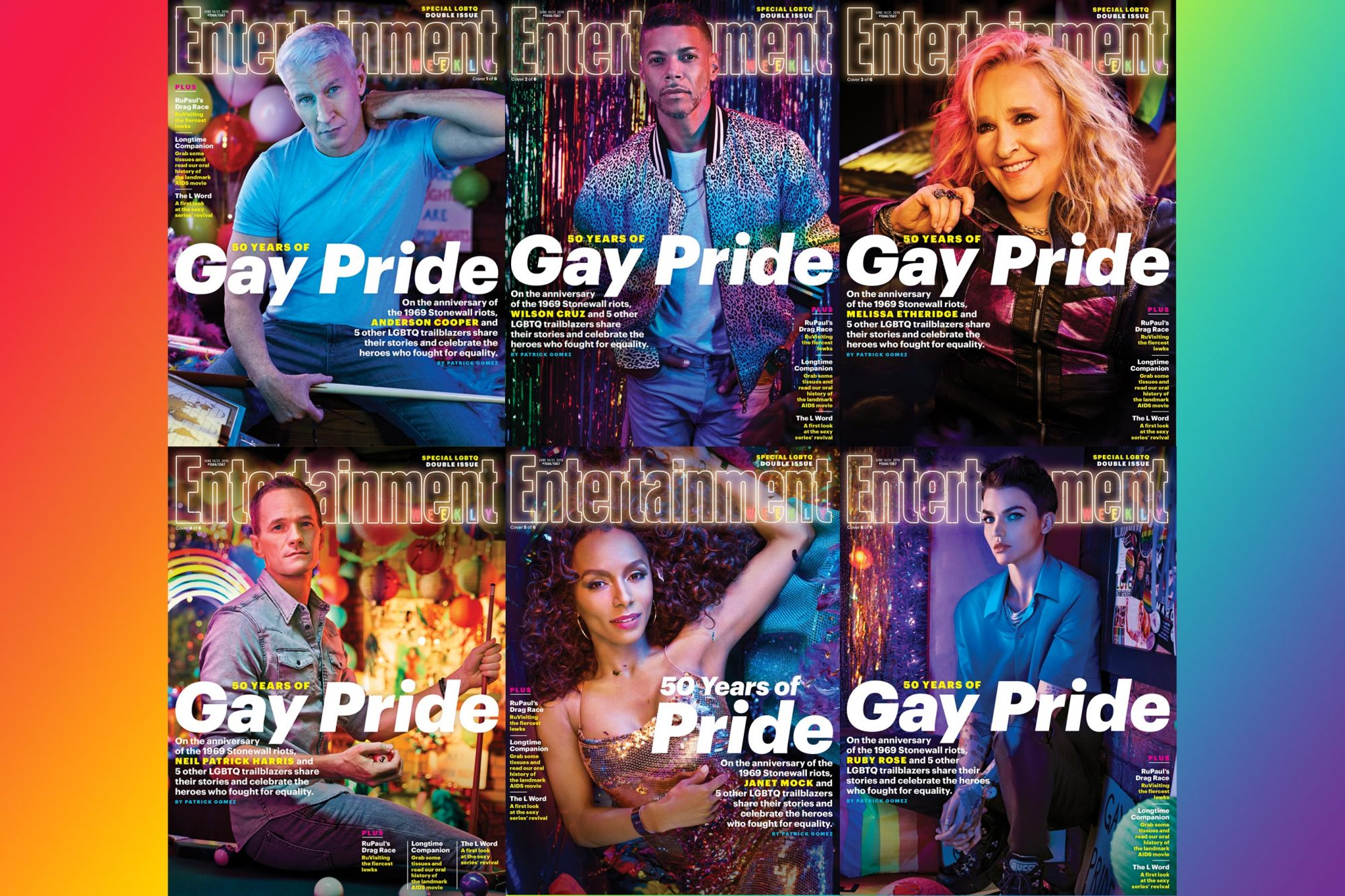 LGBTQ-covers