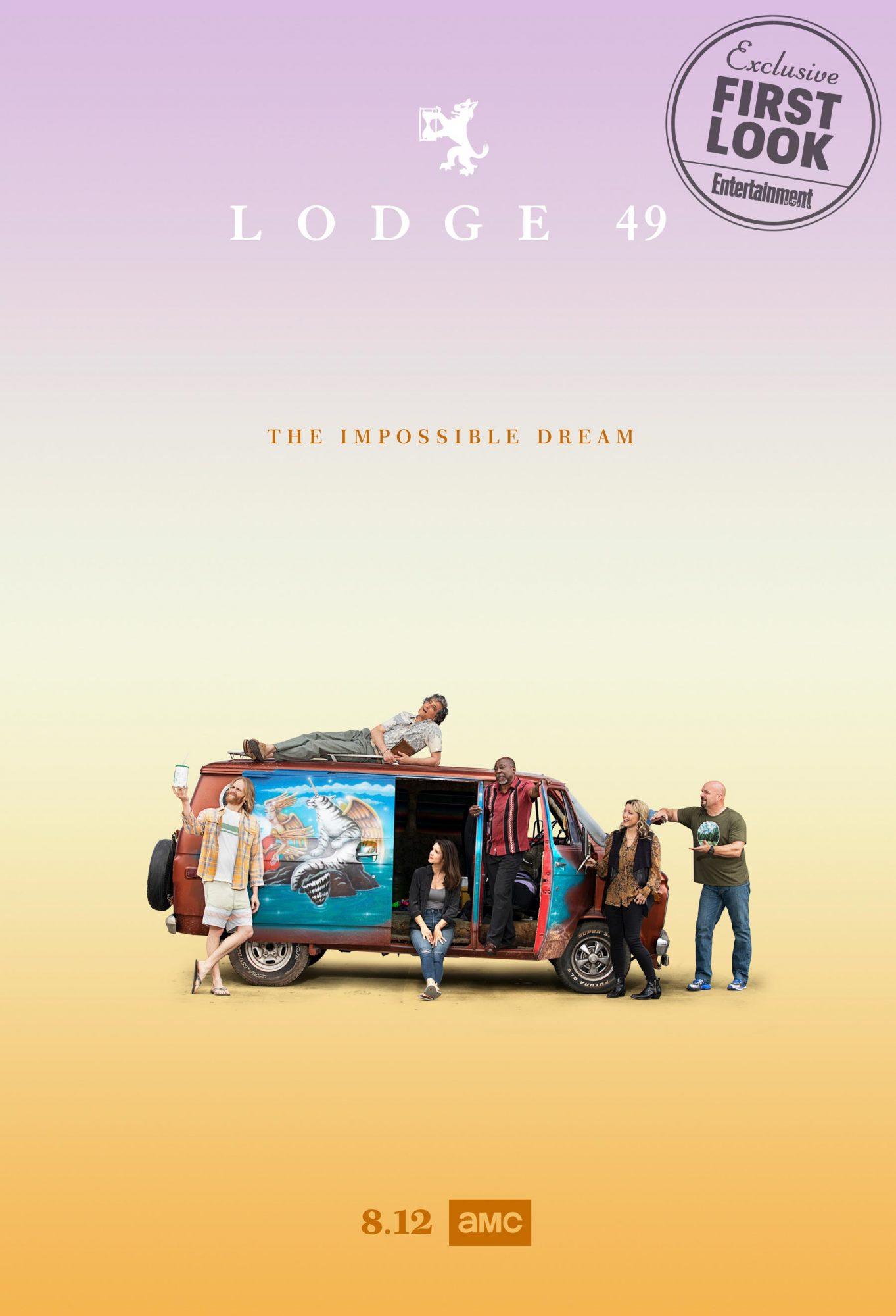 Lodge 49 Season 2 CR: AMC