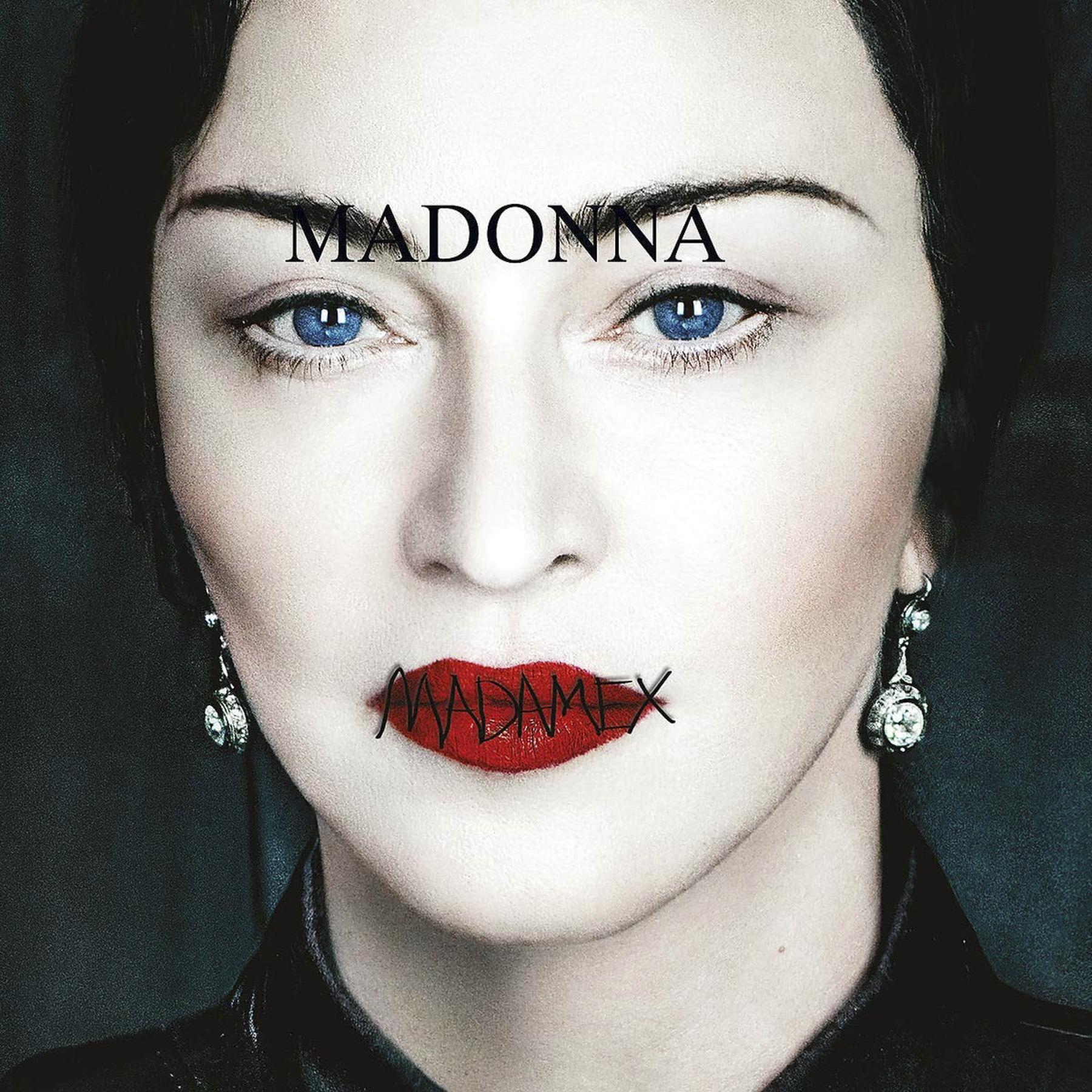 'Madame X' Madonna (June 14, 2019) Label: Interscope
