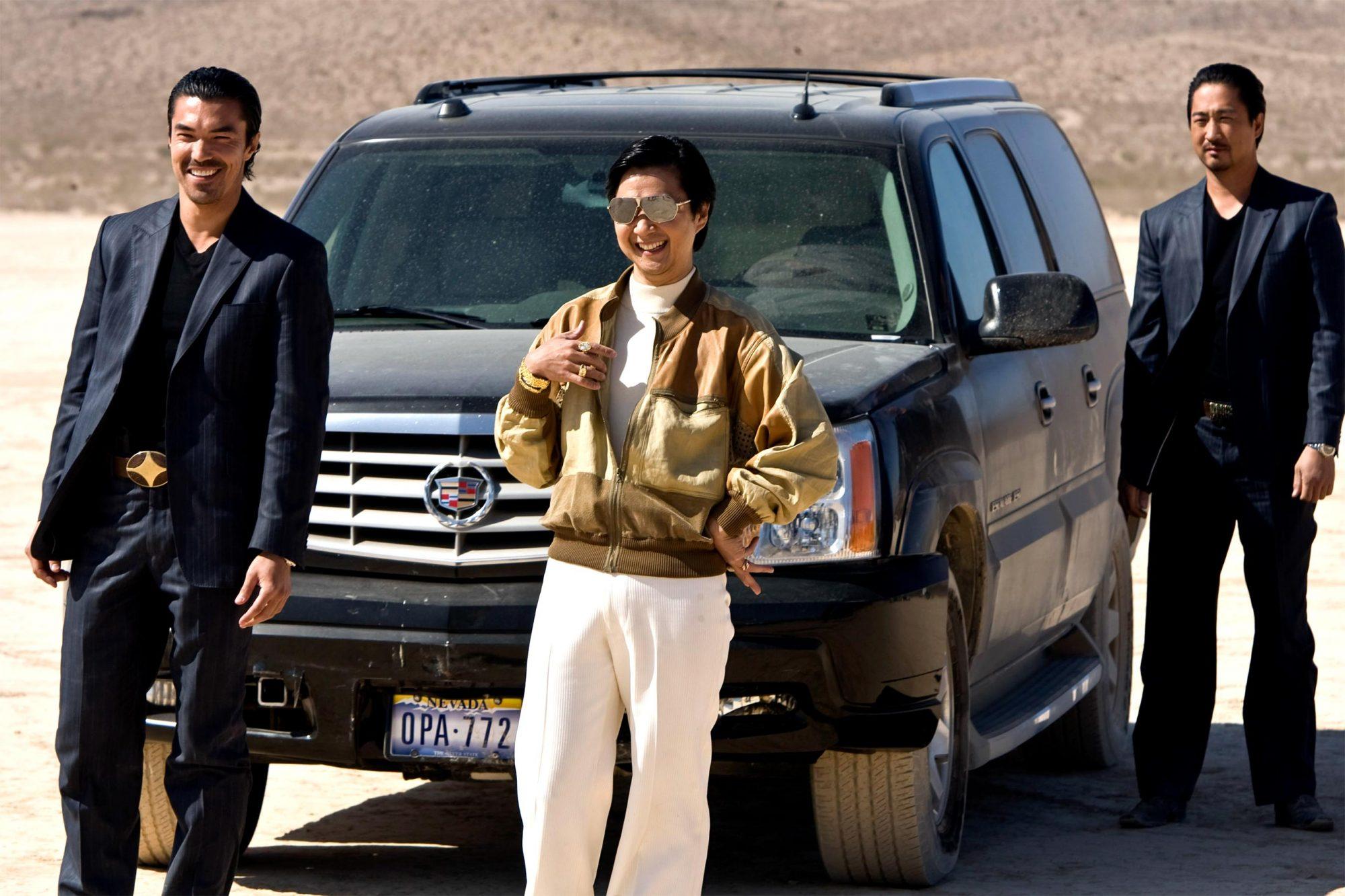 THE HANGOVER, Ken Jeong (center), 2009. Ph: Frank Masi/©Warner Bros./Courtesy Everett Collection