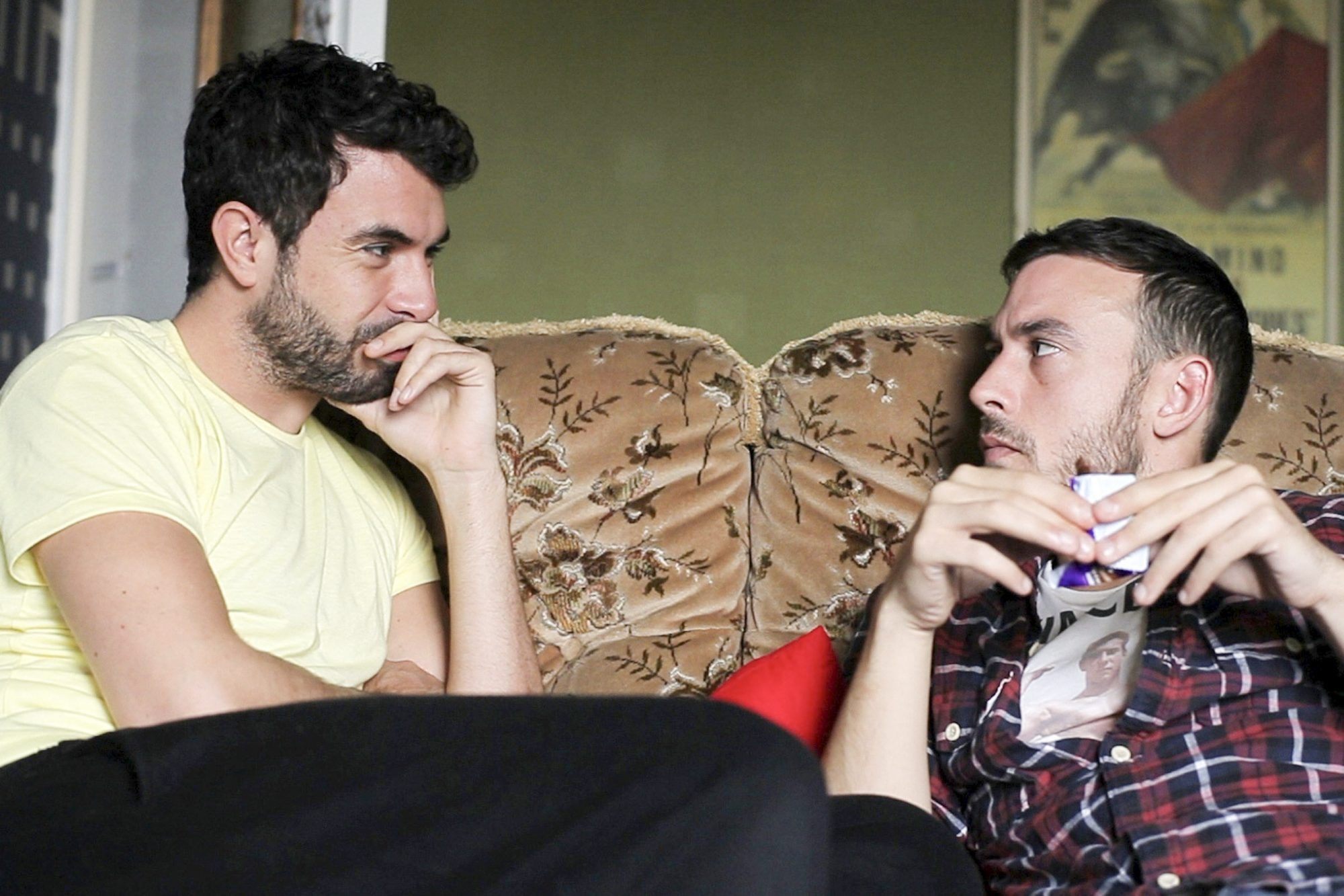 WEEKEND, Tom Cullen, Chris New, 2011. Ph: Quinnford & Scout/©Sundance Selects/courtesy Everett Colle