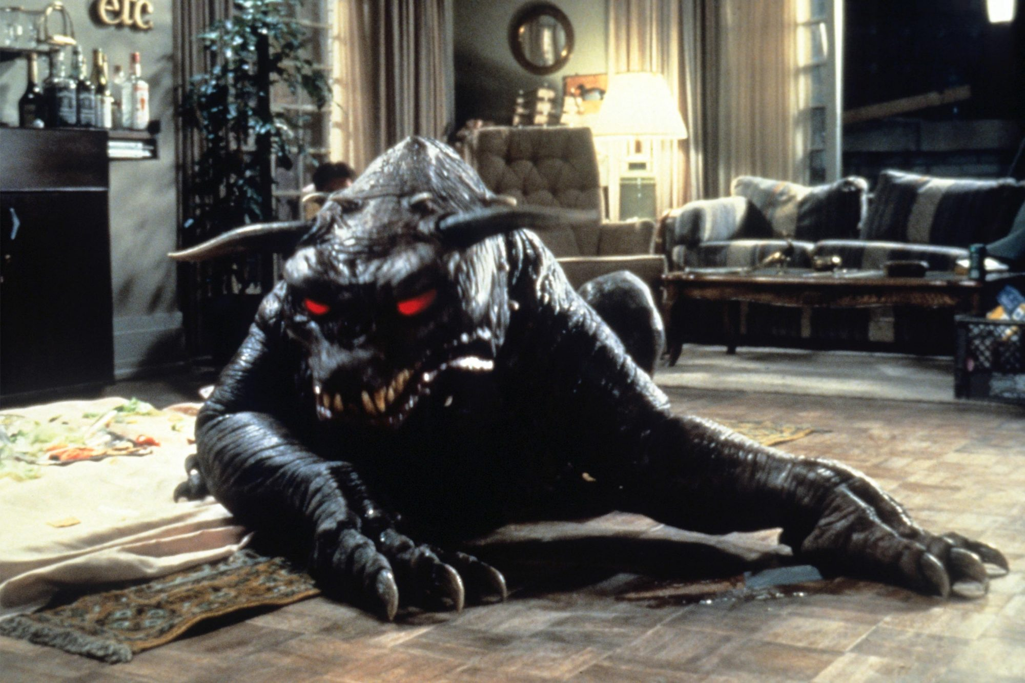 GHOSTBUSTERS, Zuul, 1984, (c)Columbia Pictures/courtesy Everett Collection
