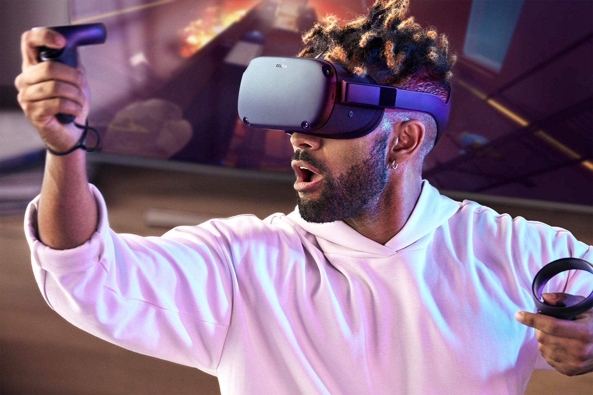 Oculus Quest CR: Oculus VR