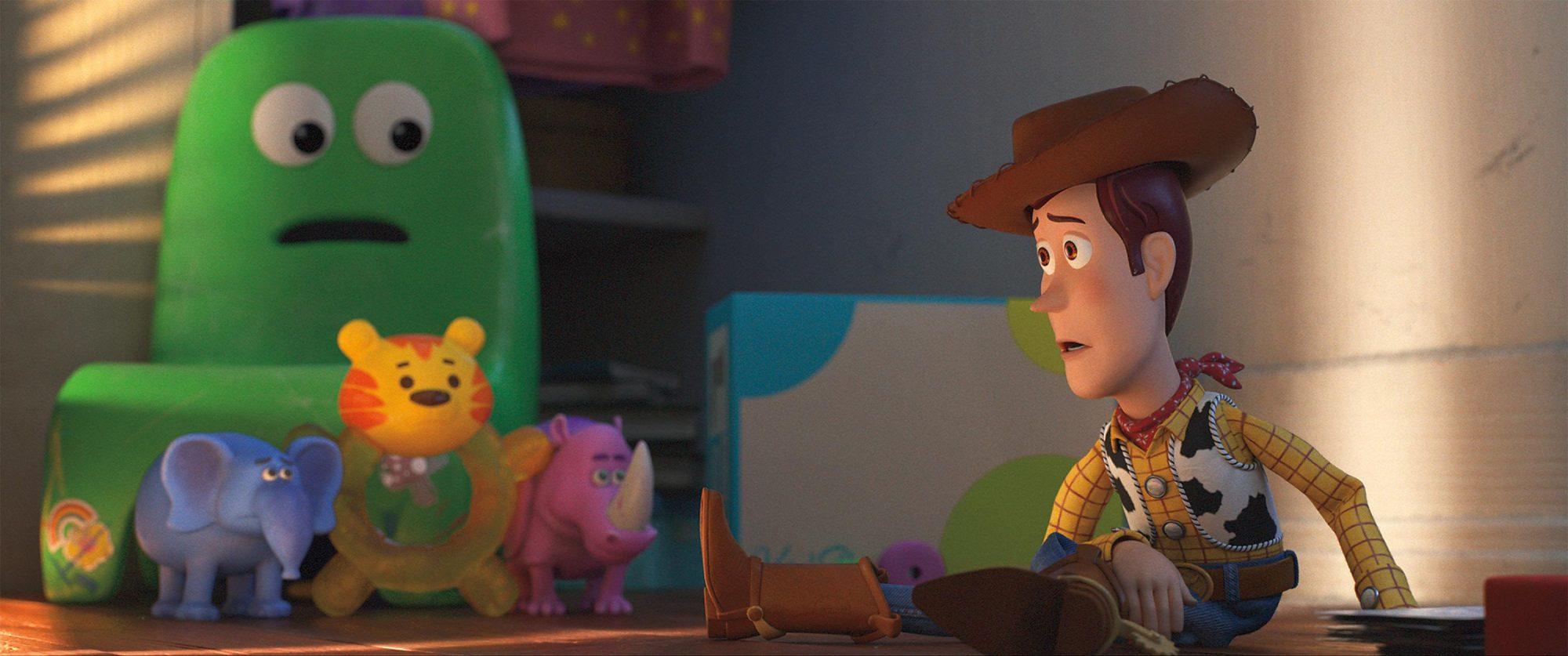 Toy Story 4 (2019) Tom Hanks as Woody CR: Disney/Pixar