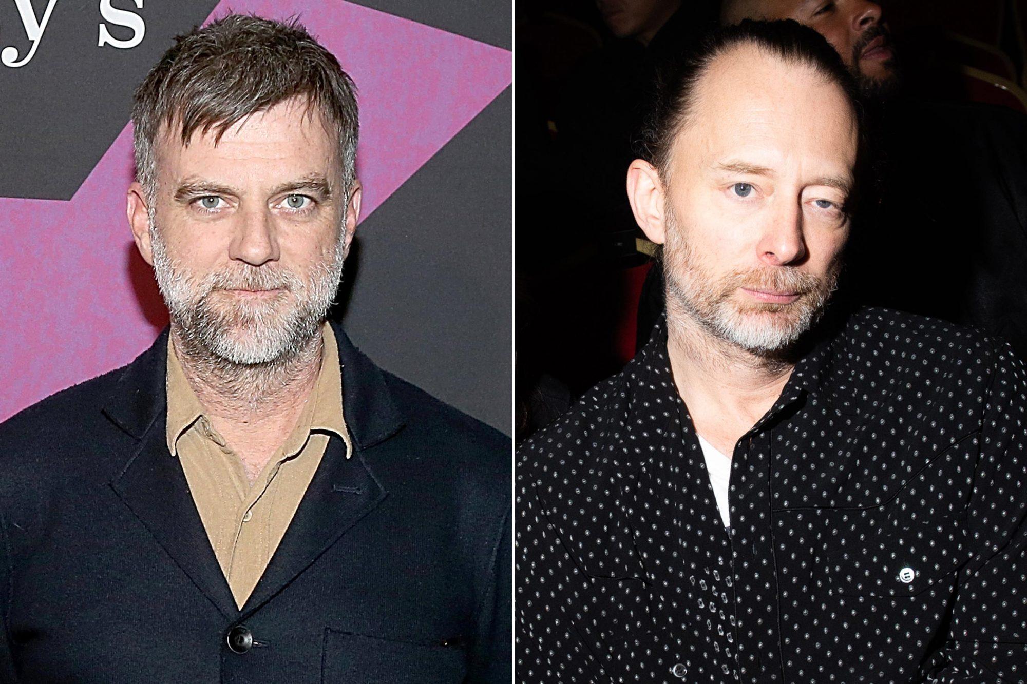 Paul Thomas Anderson; Thom Yorke