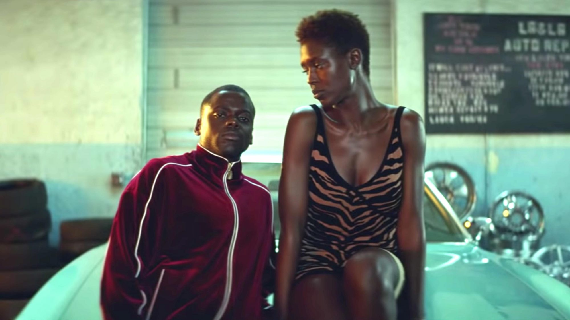 Queen & Slim - First Look (screen grab) https://www.youtube.com/watch?v=JW4RgX08xXw CR: Universal Pictures