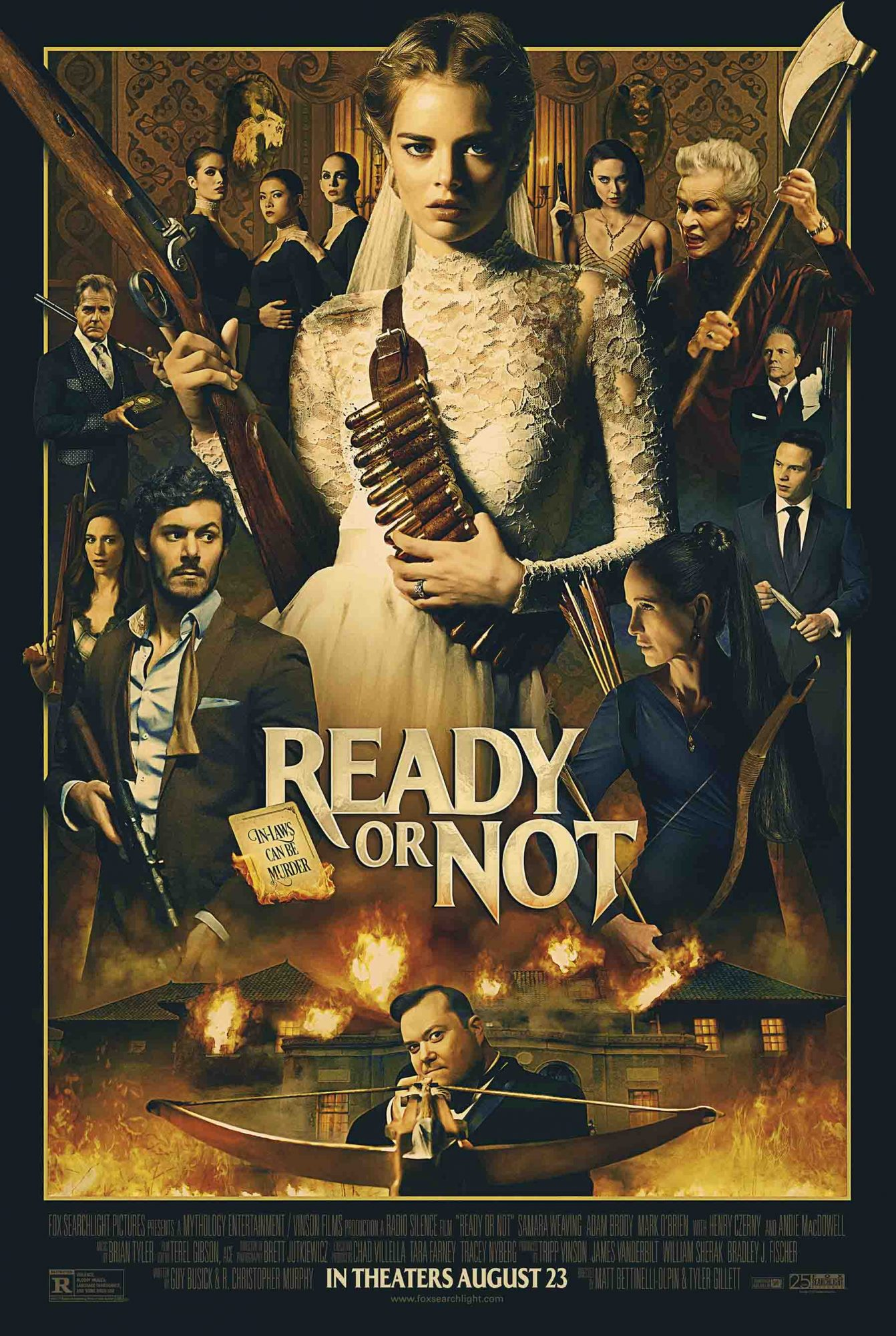 Ready or Not poster CR: Fox Searchlight
