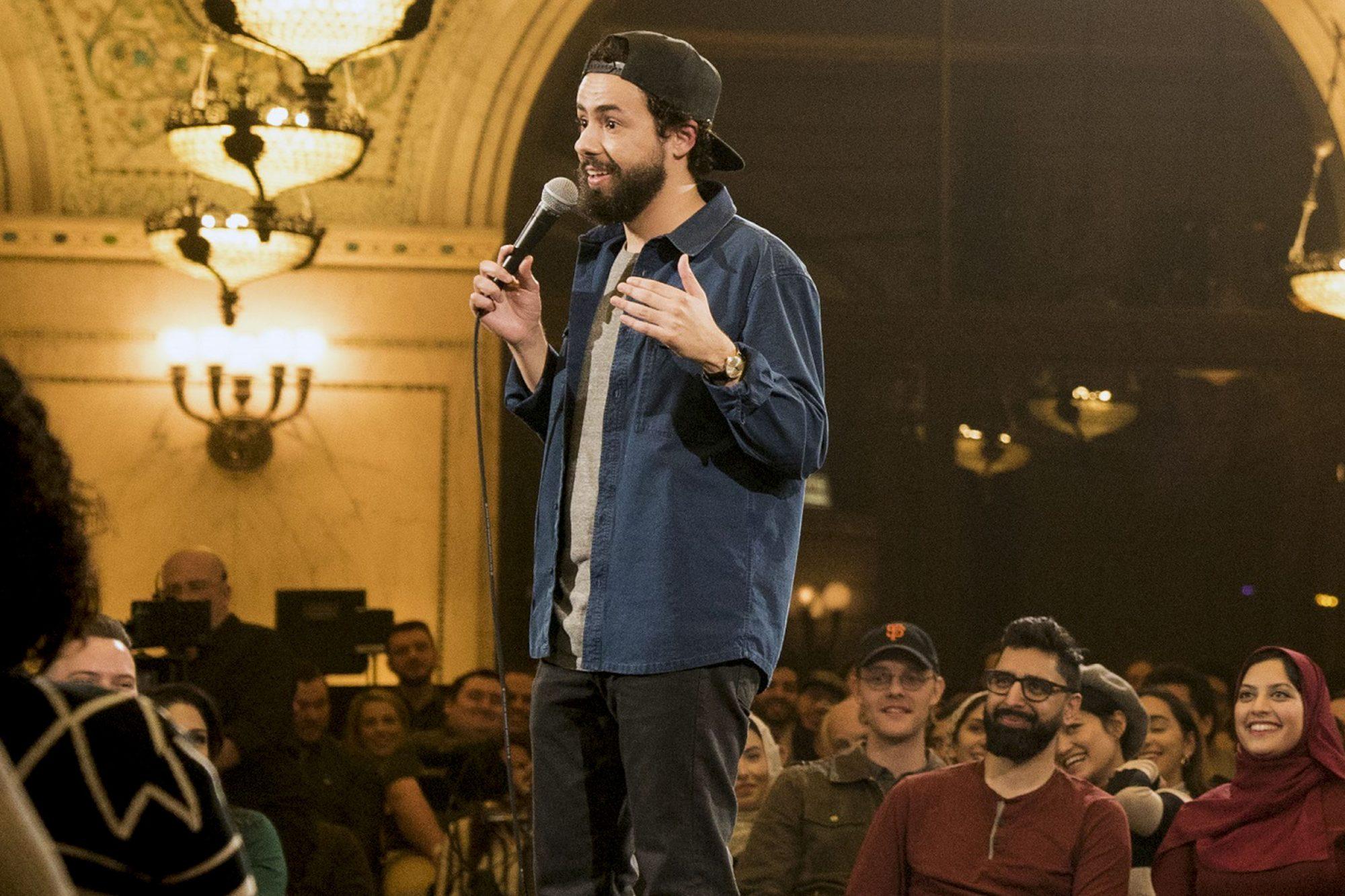 Ramy Youssef: Feelings Photographer: Chuck Hodes/HBO
