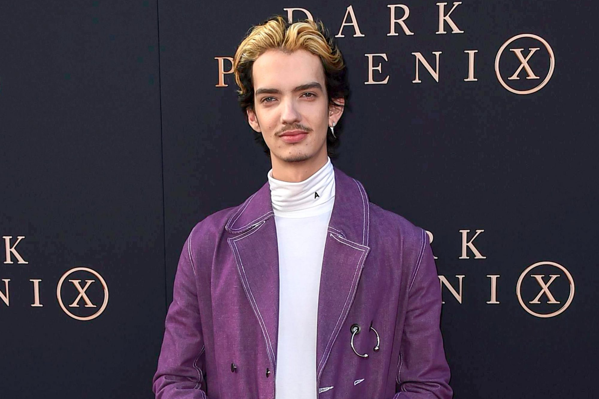 """Kodi Smit-McPhee arrives at the Los Angeles premiere of """"Dark Phoenix"""" at TCL Chinese Theatre on LA Premiere of """"Dark Phoenix"""", Los Angeles, USA - 04 Jun 2019"""