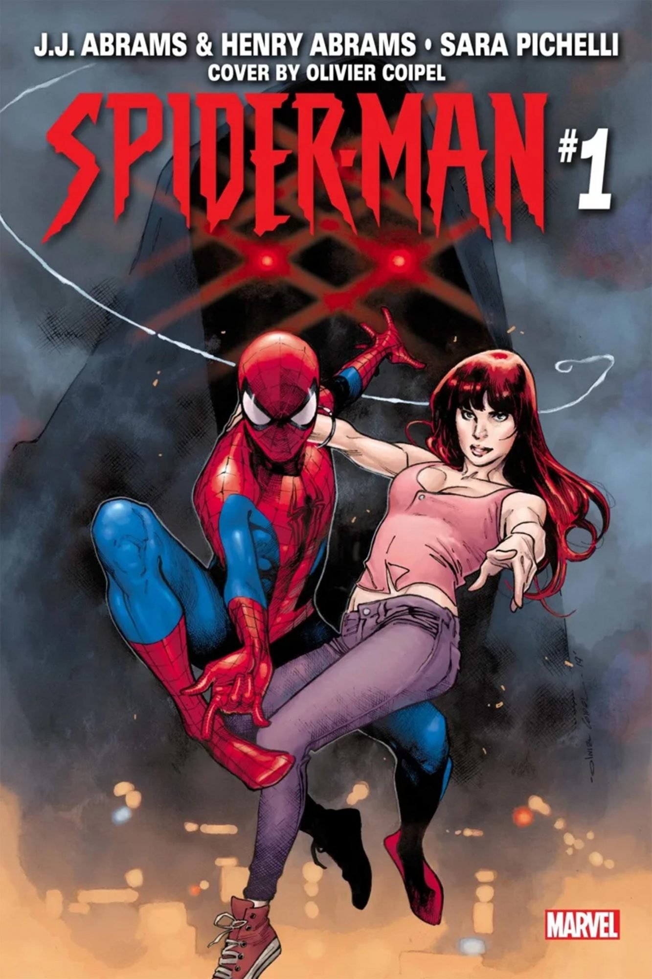 Spider-Man #1 by J.J. Abrams