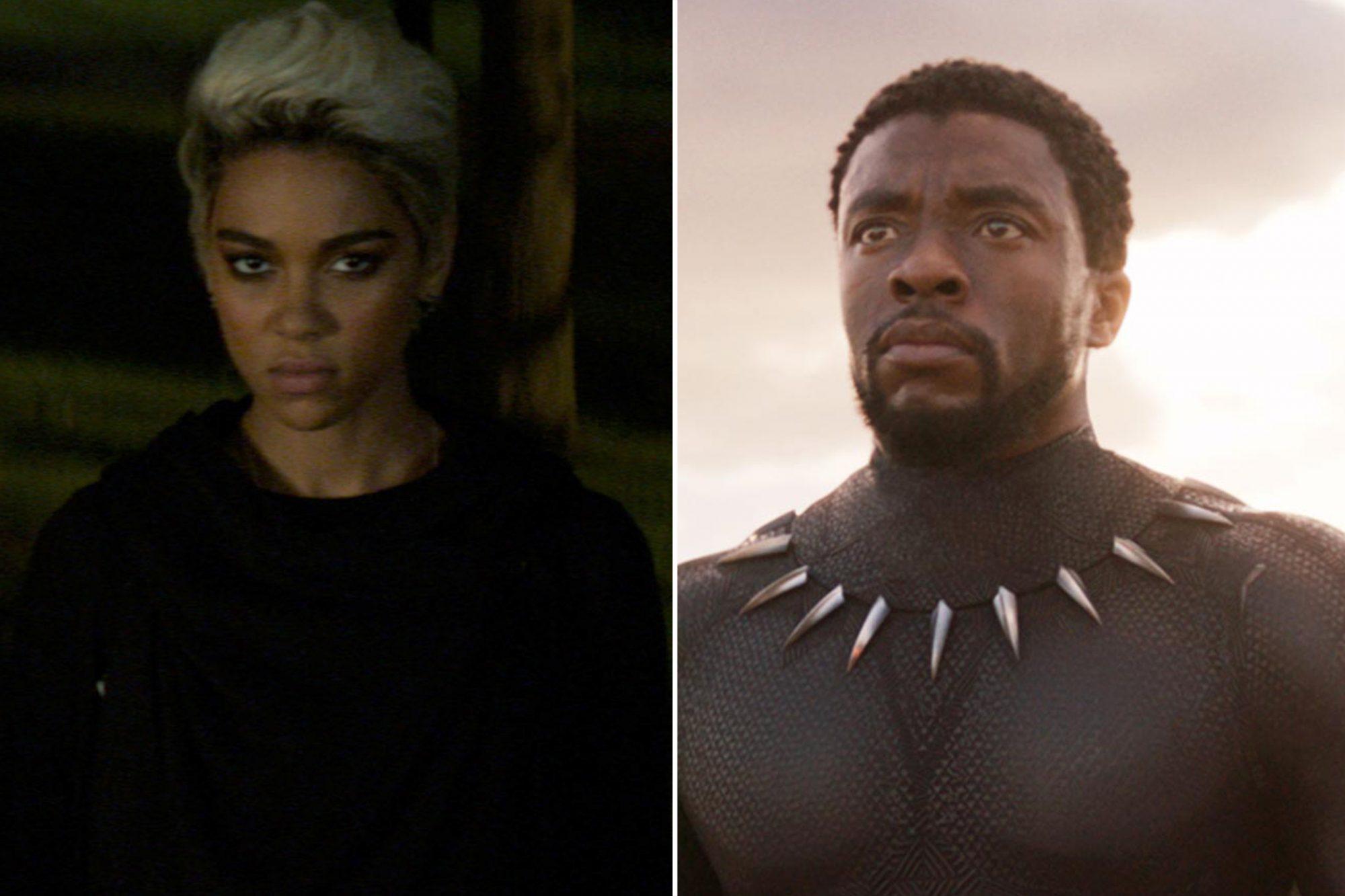 Storm; Black Panther