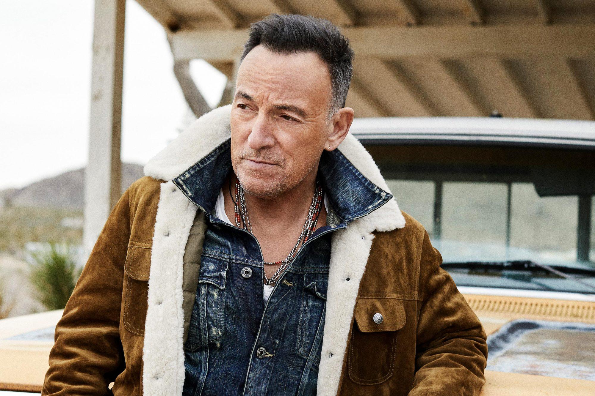 Bruce Springsteen (2019)Publicity