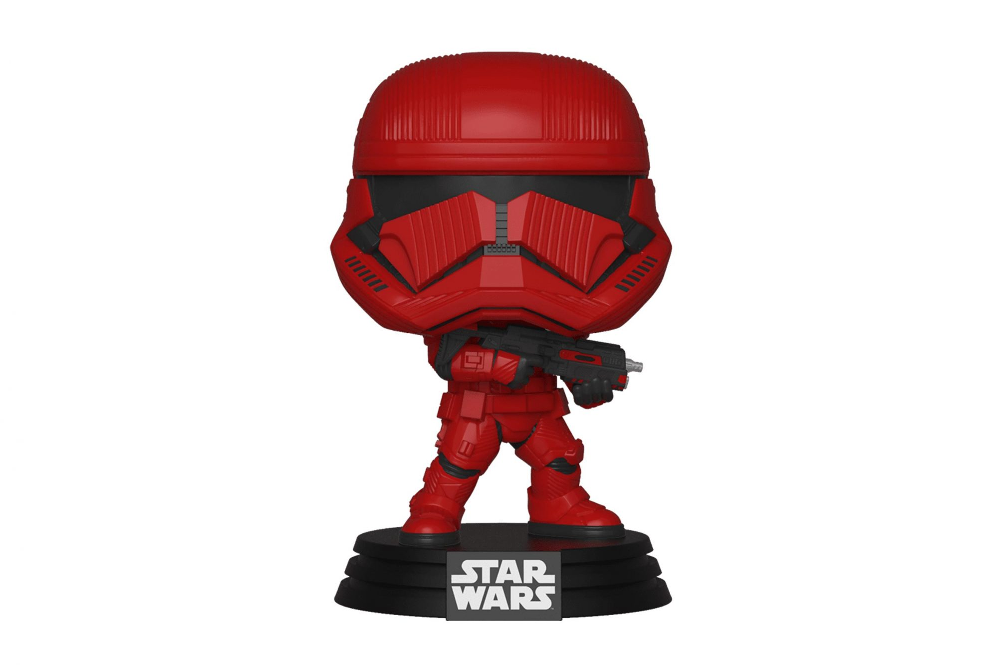 2019 SDCC Reveal: Star Wars Funko toy Red Sith Trooper