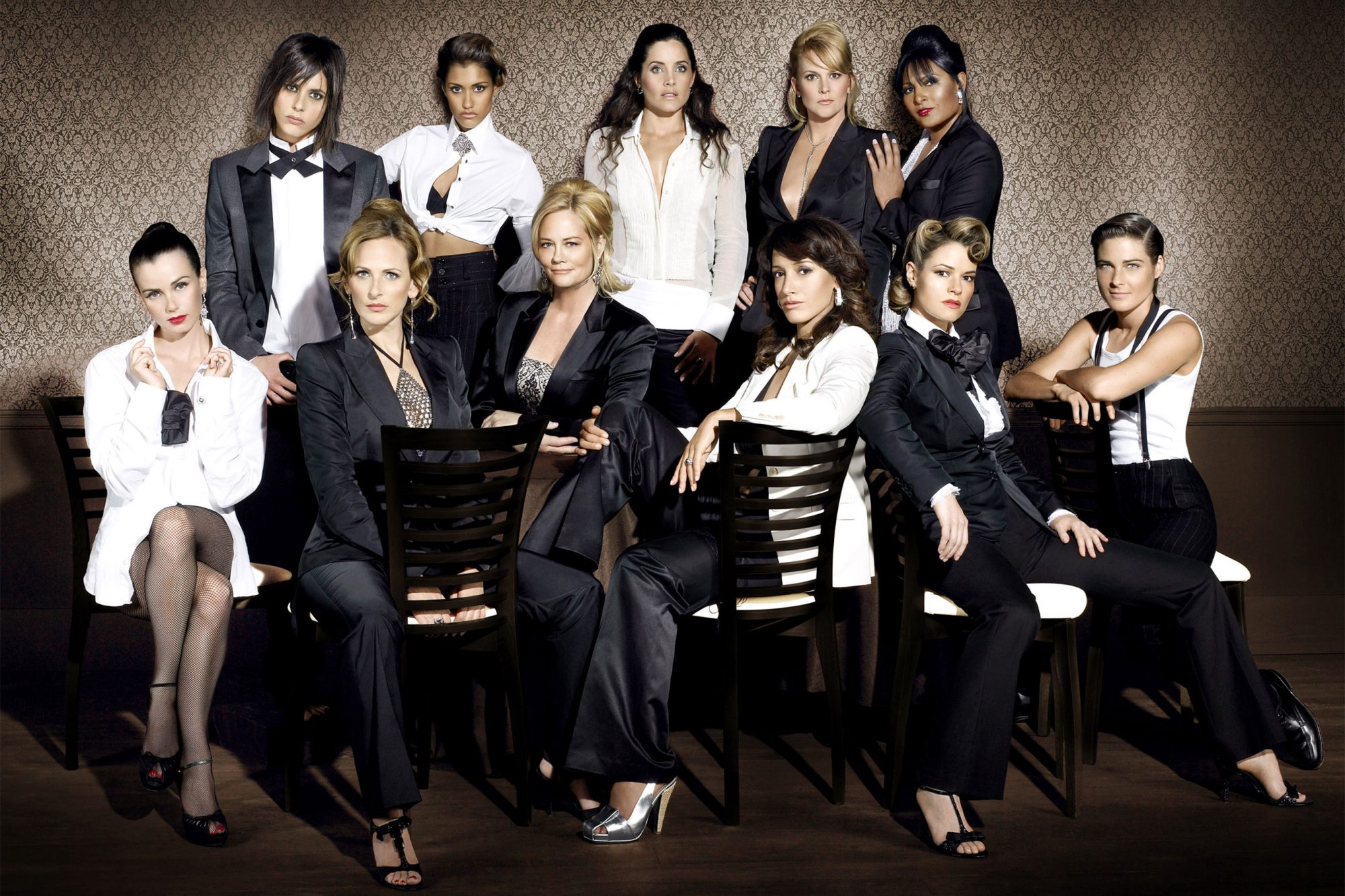 The women of The L Word