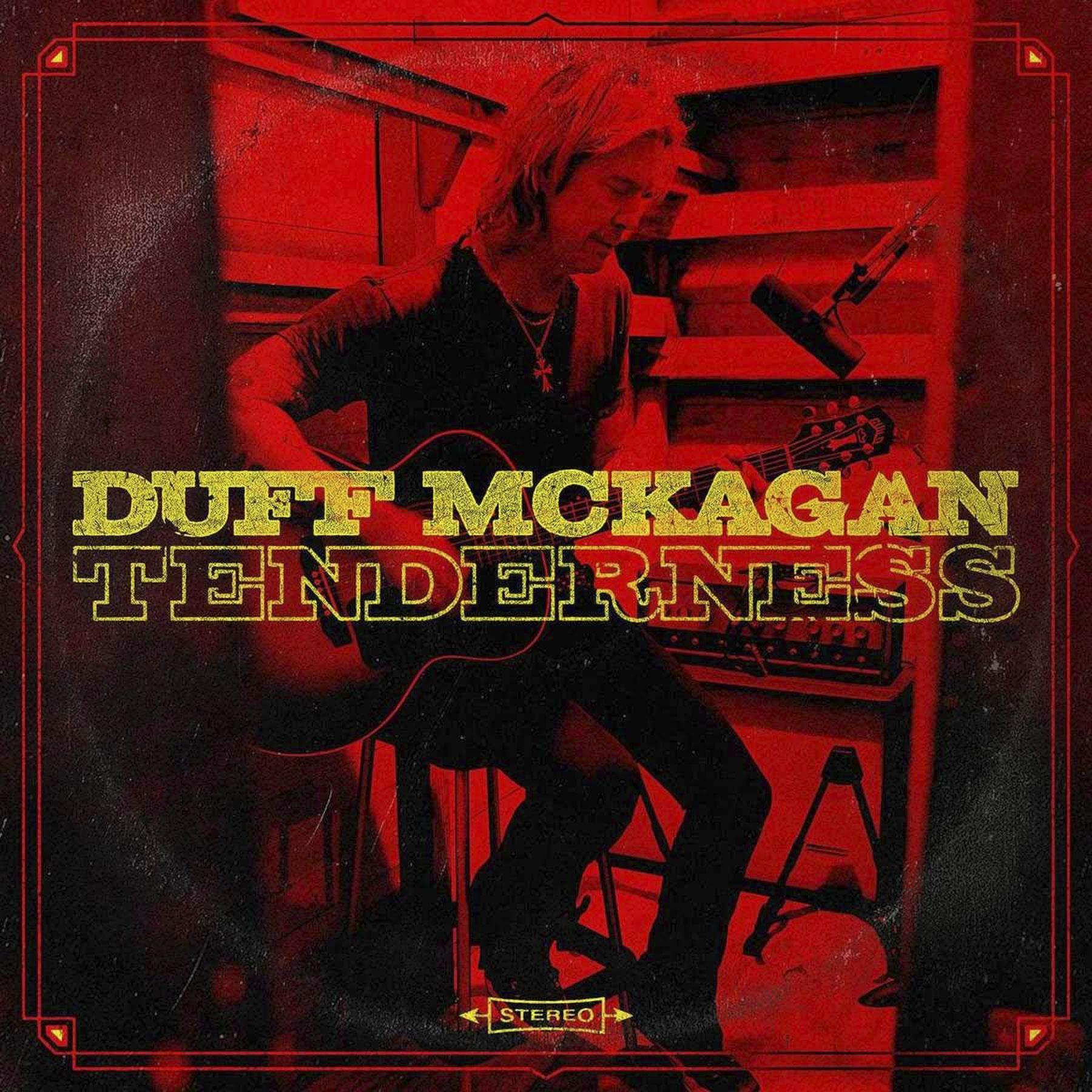 Duff McKagan 'Tenderness' album cover Release Date: May 31, 2019 Label: UMe