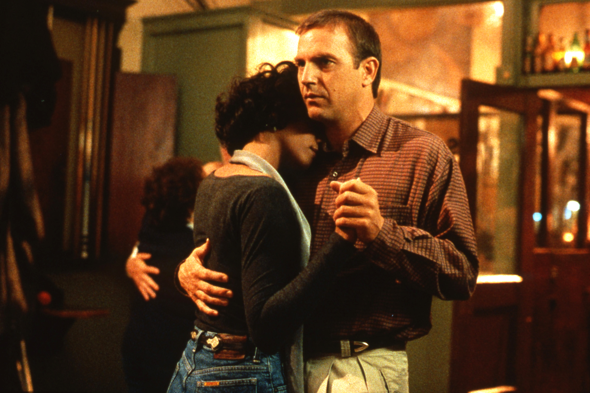 The Bodyguard (1992)Whitney Houston and Kevin Costner
