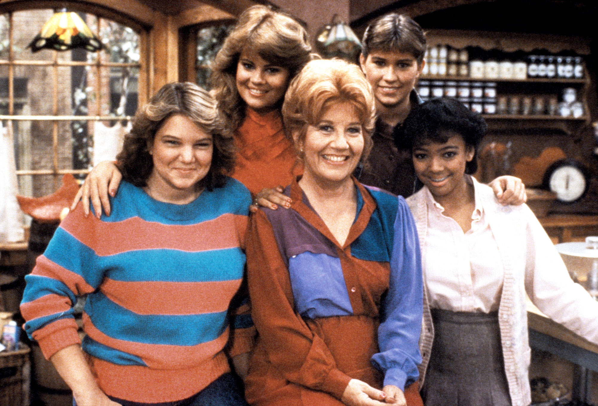 The girls of The Facts of Life