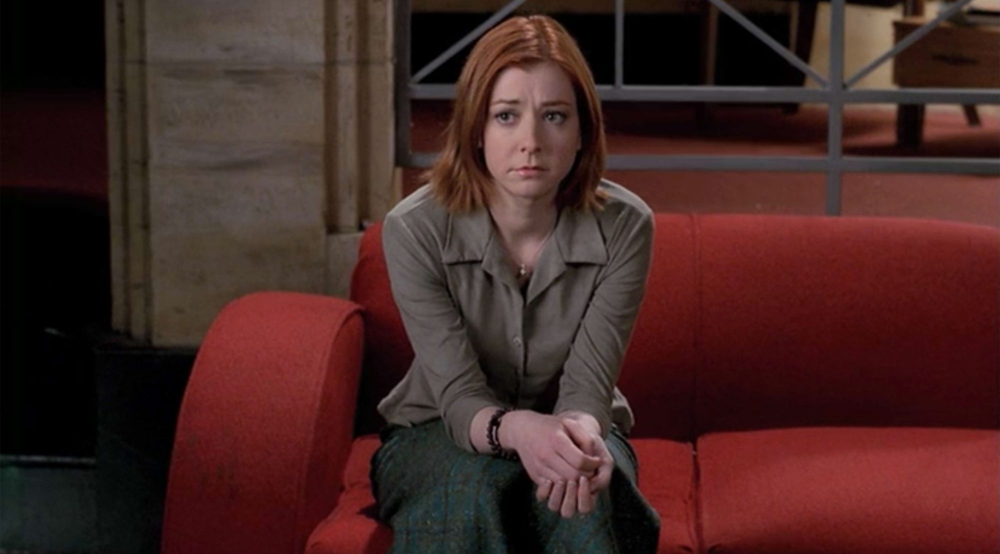 Alyson Hannigan as Willow