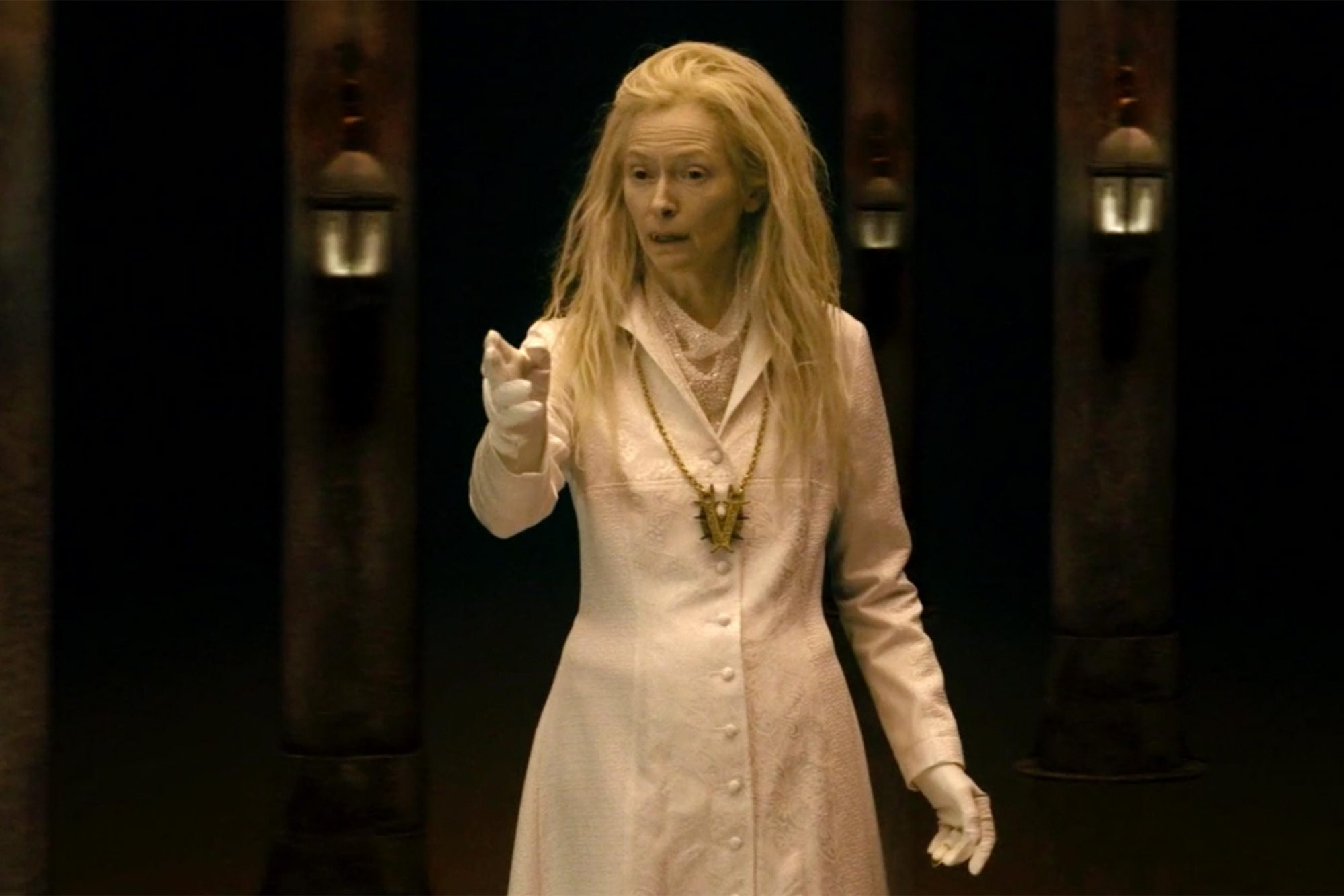 Tilda Swinton, What We Do In The Shadows