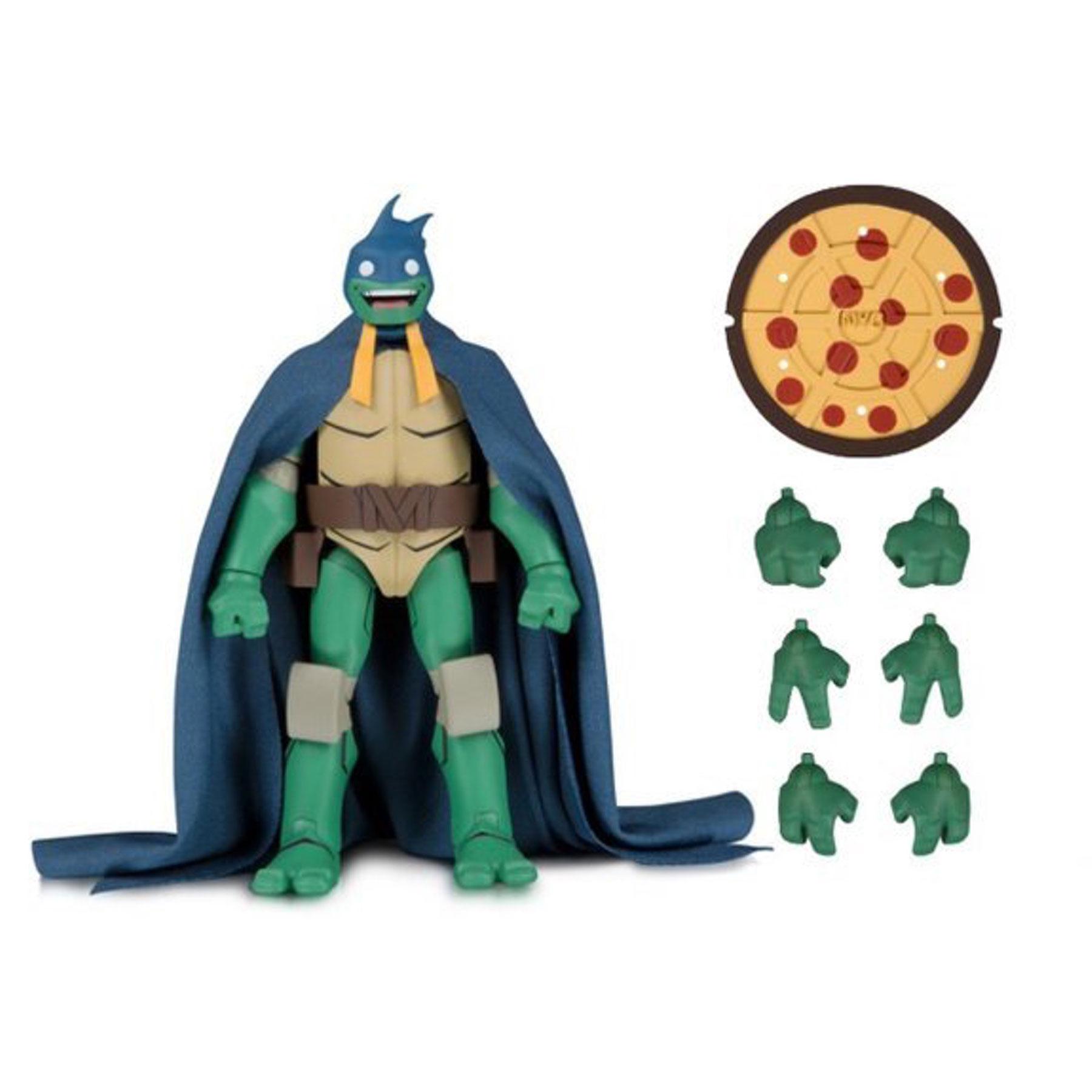 Michelangelo as Batman