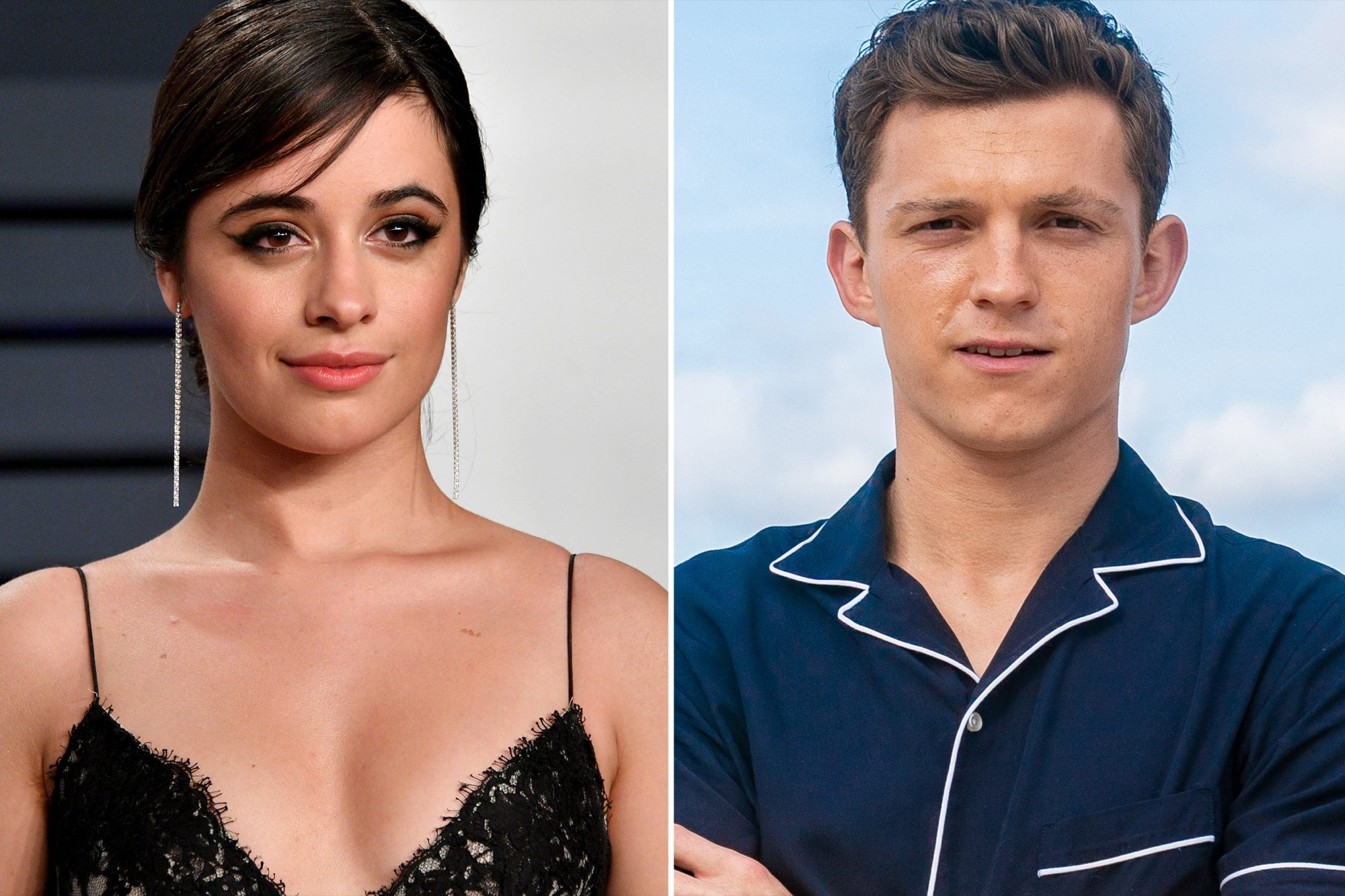 Tom Holland, Camila Cabello