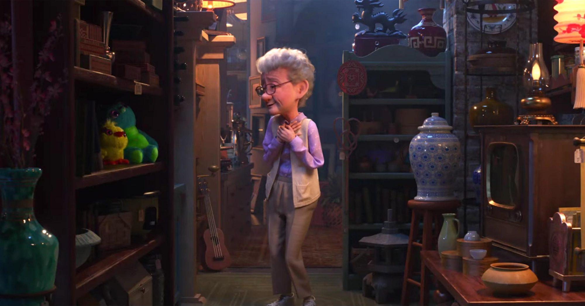 Toy Story 4 | Now Playing (screen grab) https://www.youtube.com/watch?v=hUrfRXnINxU CR: Disney/Pixar
