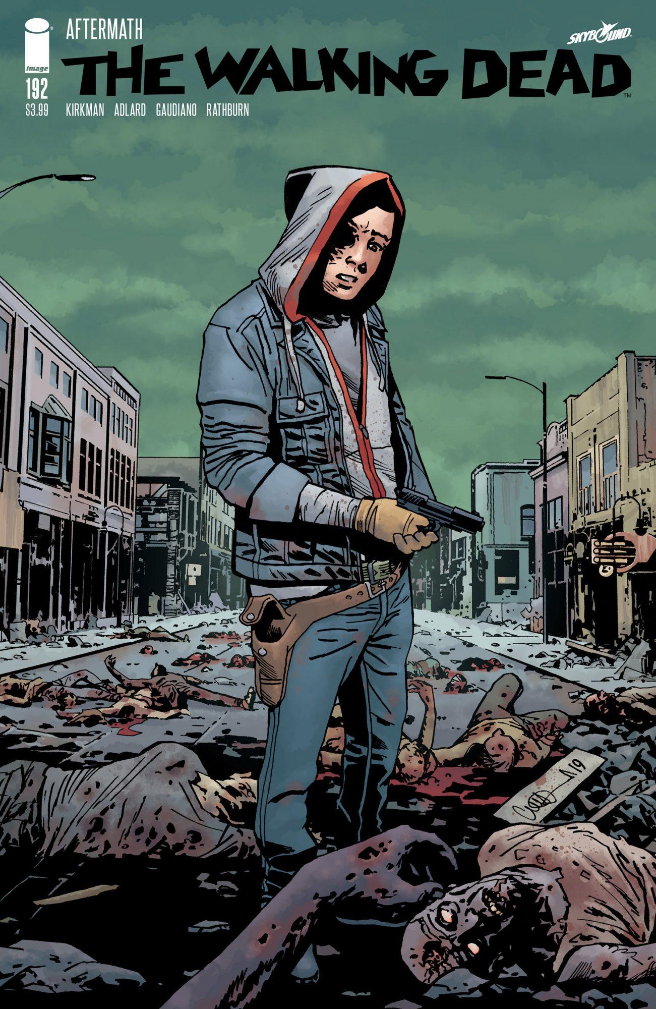 The Walking Dead 192
