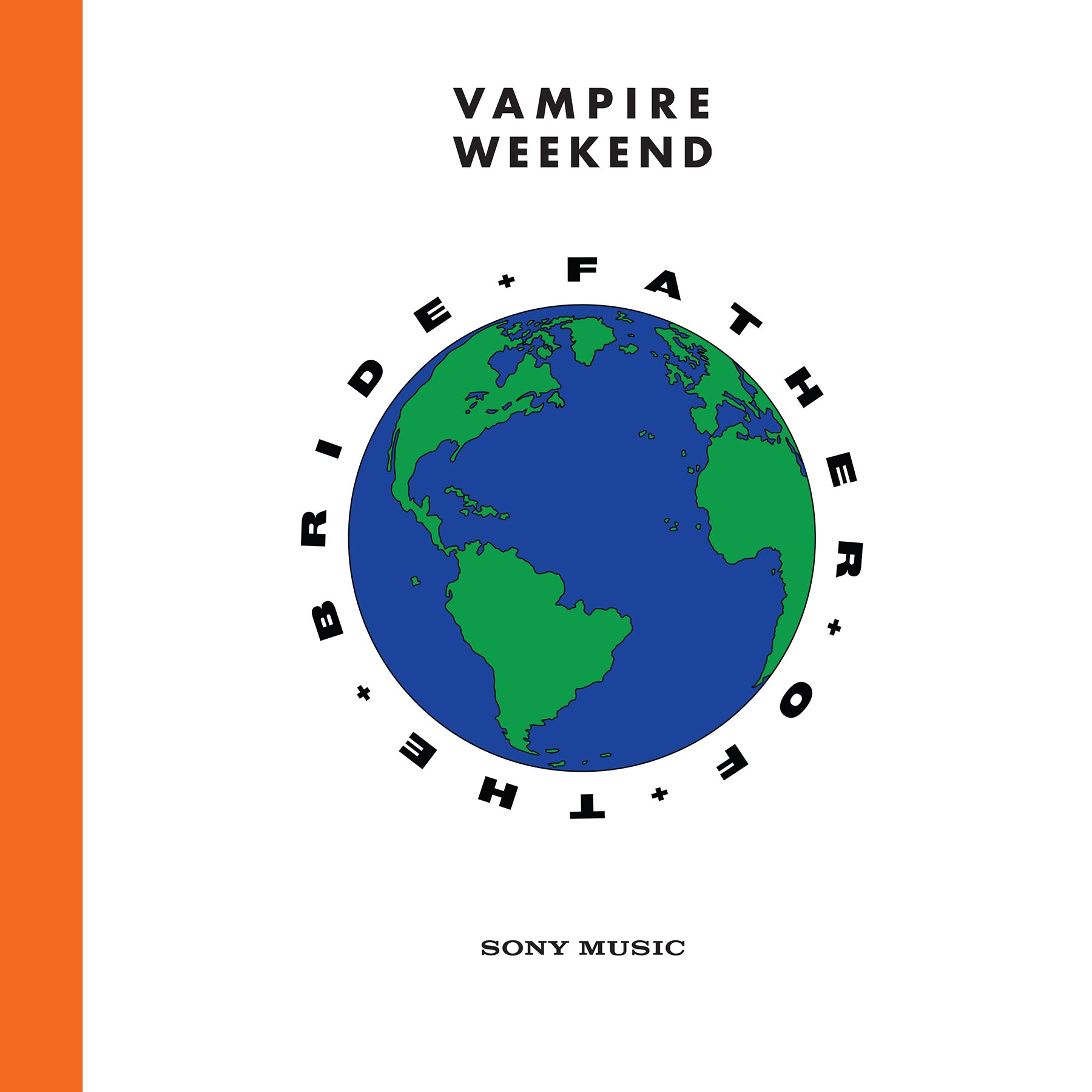 album art for Vampire Weekend Father of the Bride album