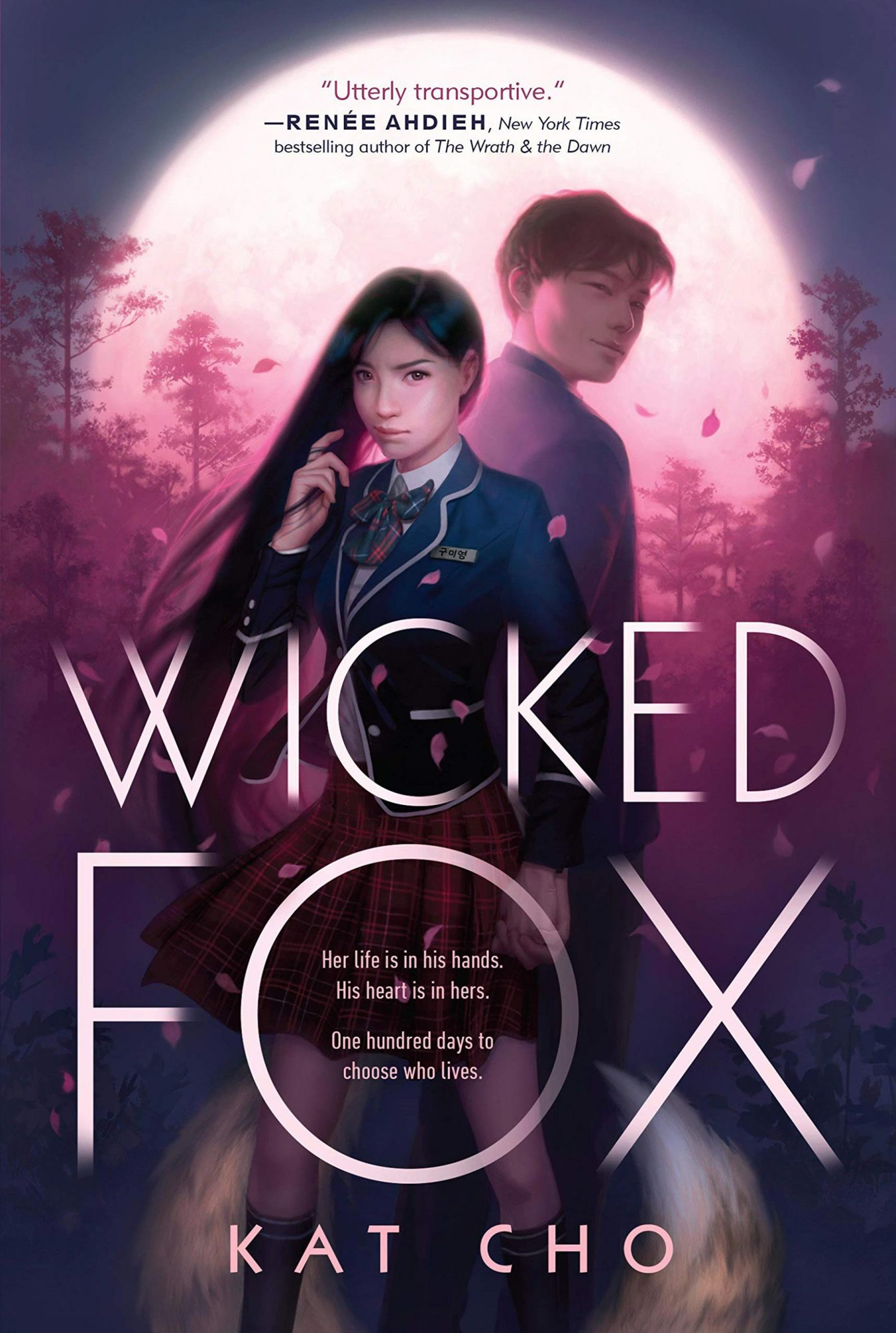 Wicked Fox by Kat ChoPublisher: G.P. Putnam's Sons Books for Young Readers