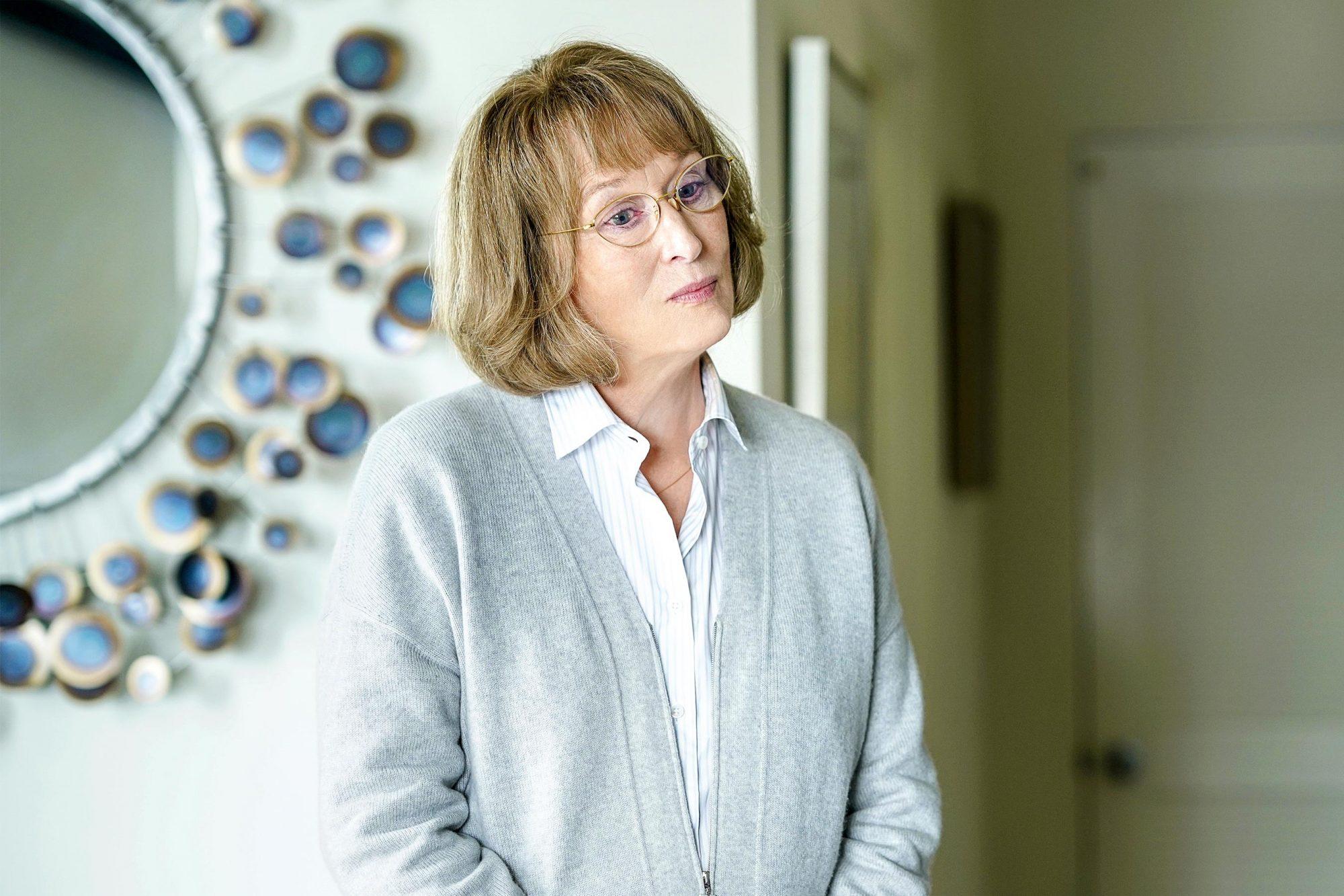 Big Little Lies Season 2, episode 4, debut 6/30/19: Meryl Streep. photo: Jennifer Clasen/HBO