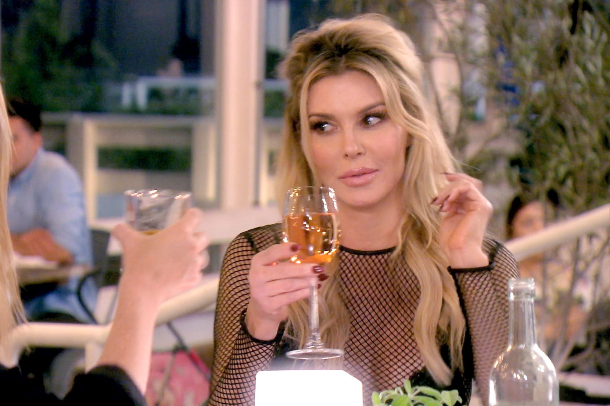 The Real Housewives of Beverly Hills (screen grab) Season 9, Ep 17 | Air Date: June 4, 2019 CR: Bravo