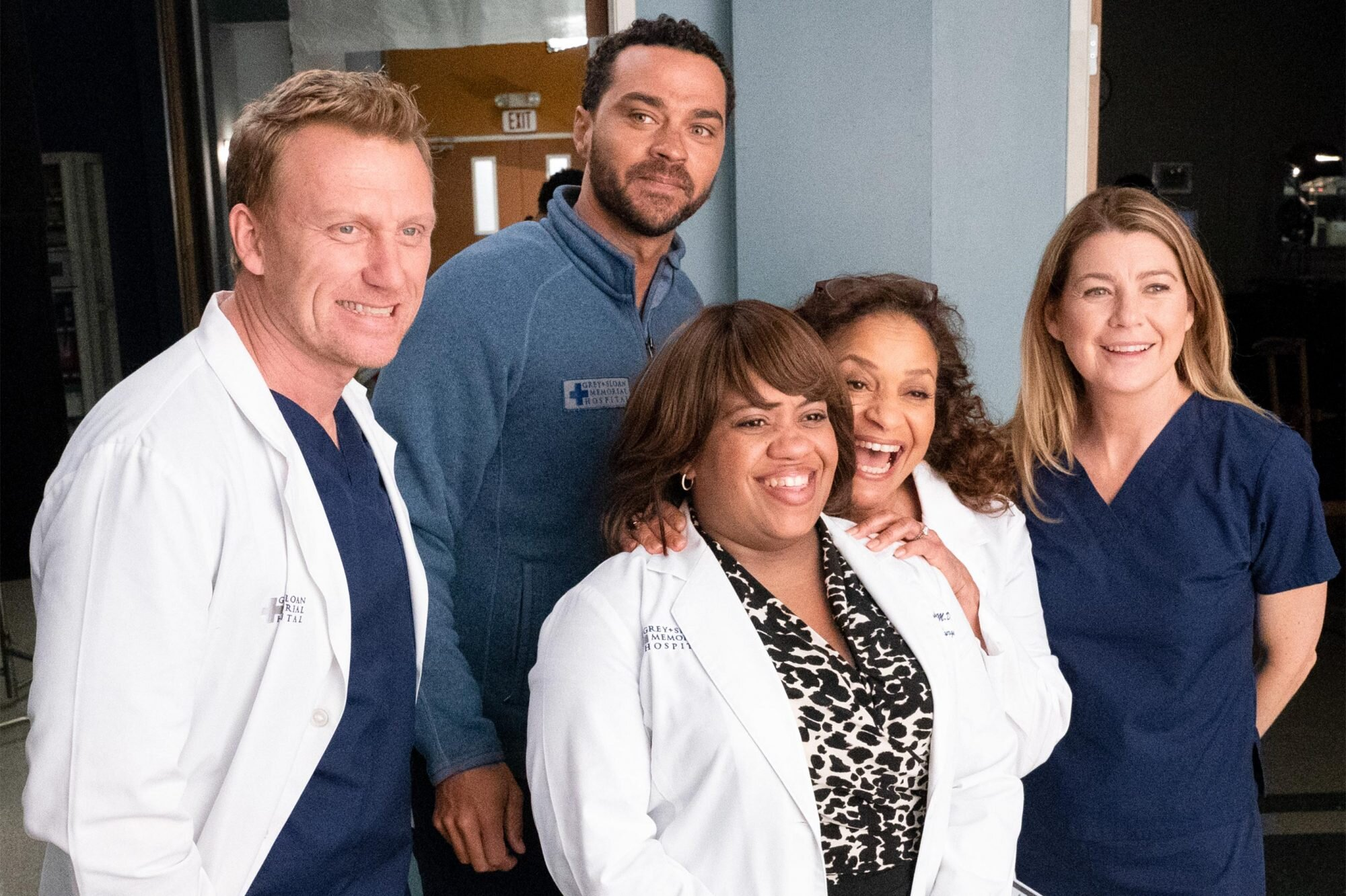 who is leaving greys anatomy 2019