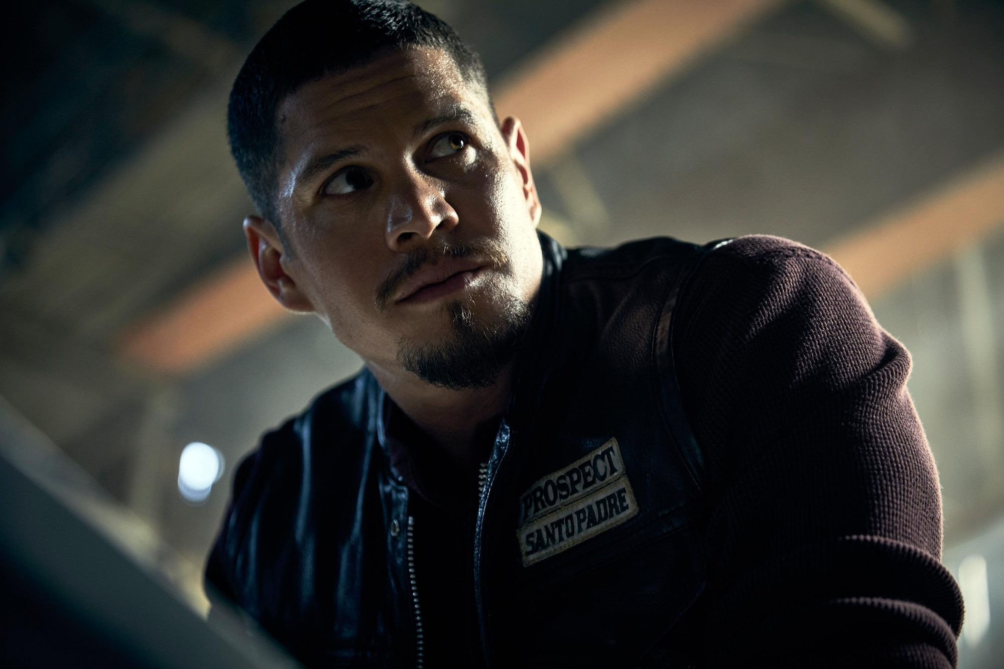 MAYANS M.C. -- Pictured: JD Pardo as EZ Reyes. CR: James Minchin/FX