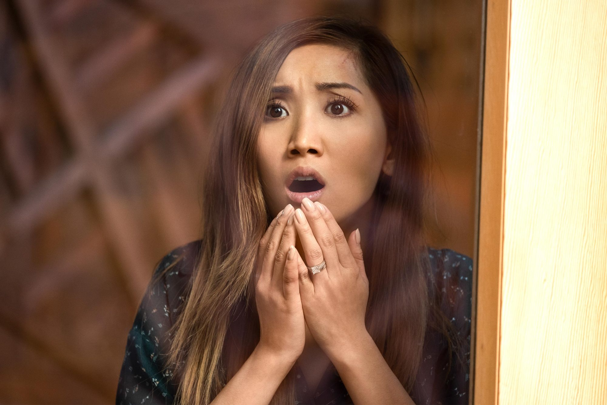Secret Obsession Brenda Song CR: Alex Lombardi/Netflix