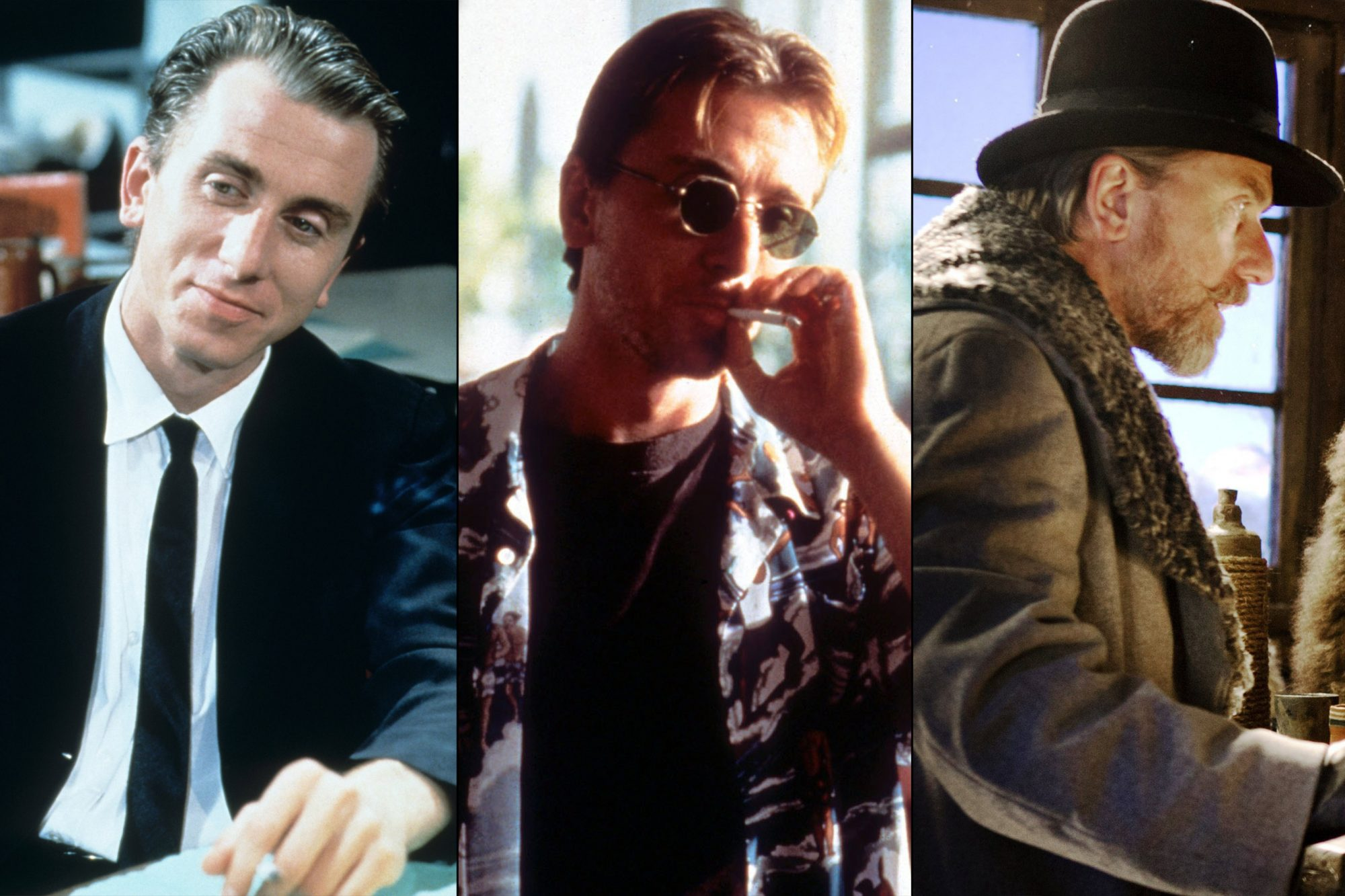 6. Tim Roth (Reservoir Dogs, Pulp Fiction, Four Rooms, The Hateful Eight)