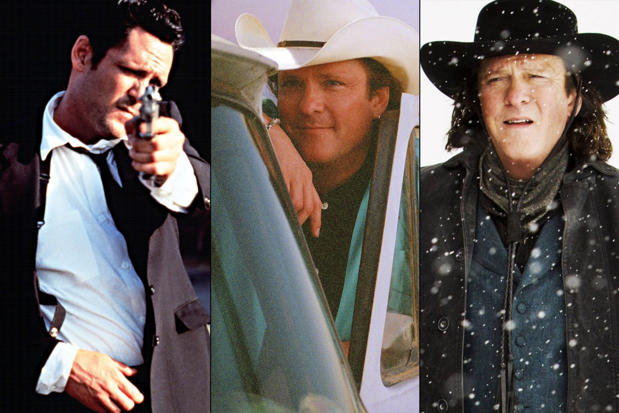 9. Michael Madsen (Reservoir Dogs, Kill Bill: Volume 1, Kill Bill: Volume 2, The Hateful Eight, Once Upon a Time in Hollywood)